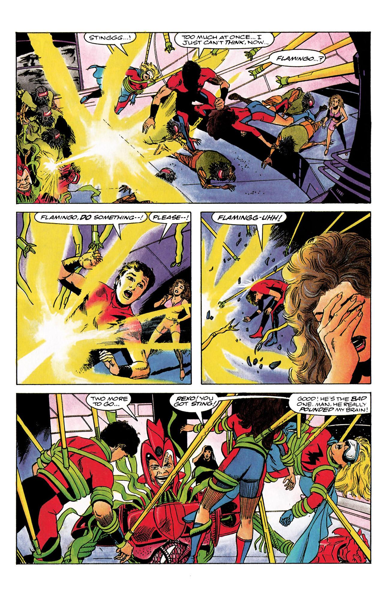 Read online Harbinger (1992) comic -  Issue #3 - 23