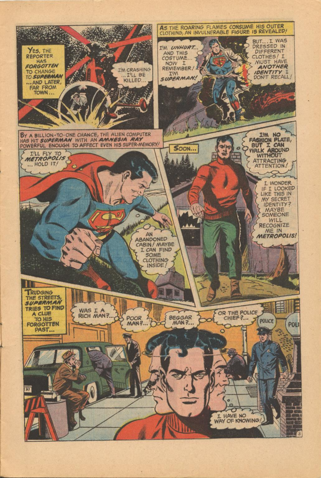 Read online Action Comics (1938) comic -  Issue #371 - 5