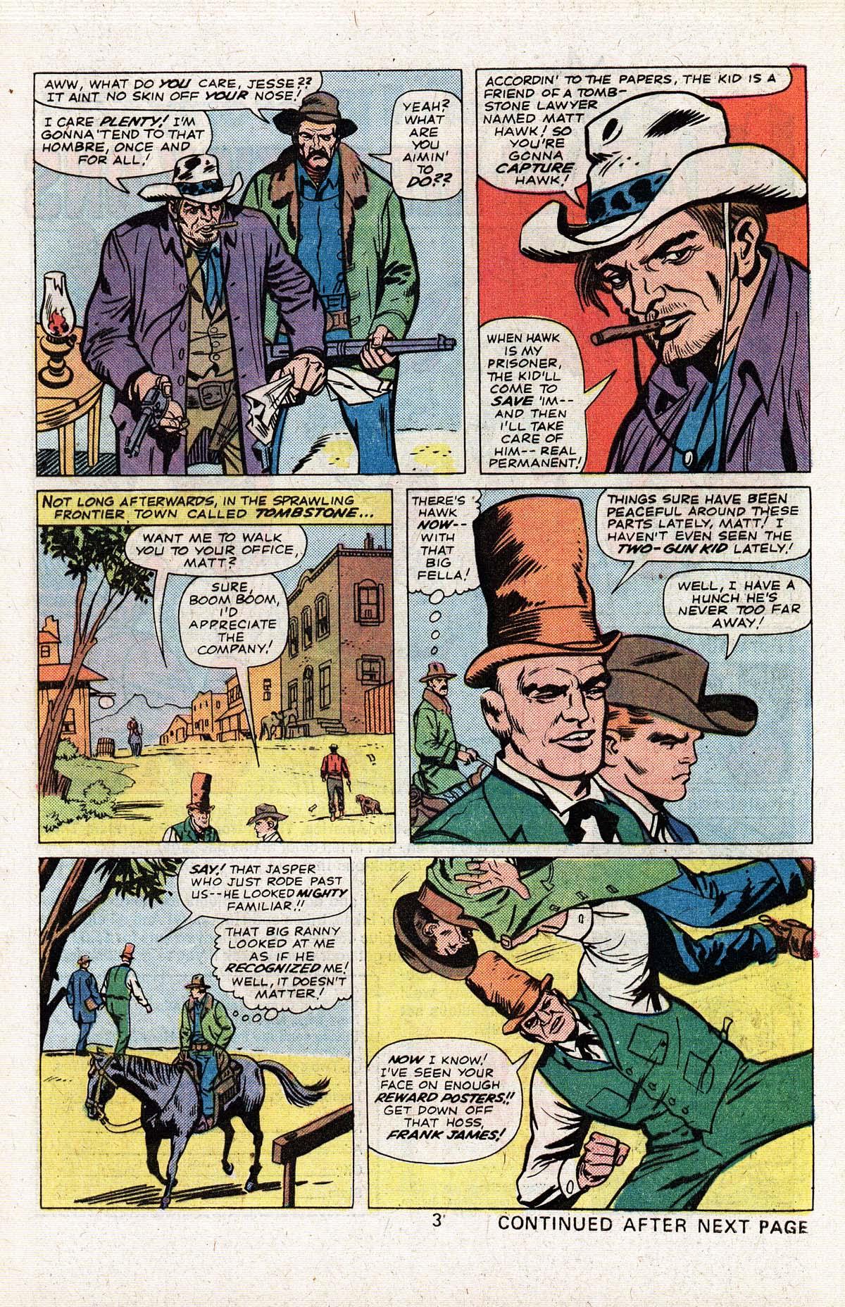 Read online Two-Gun Kid comic -  Issue #125 - 5