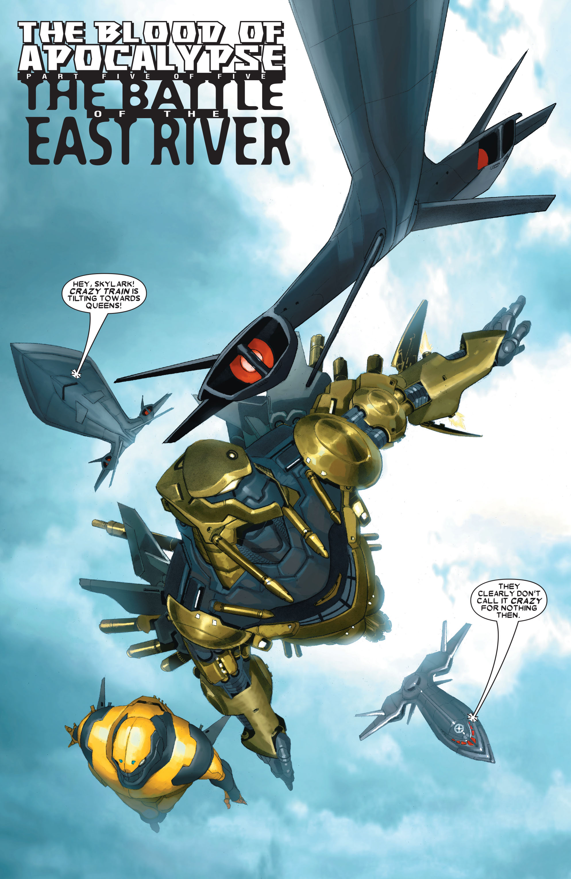 X-Men (1991) 186 Page 4