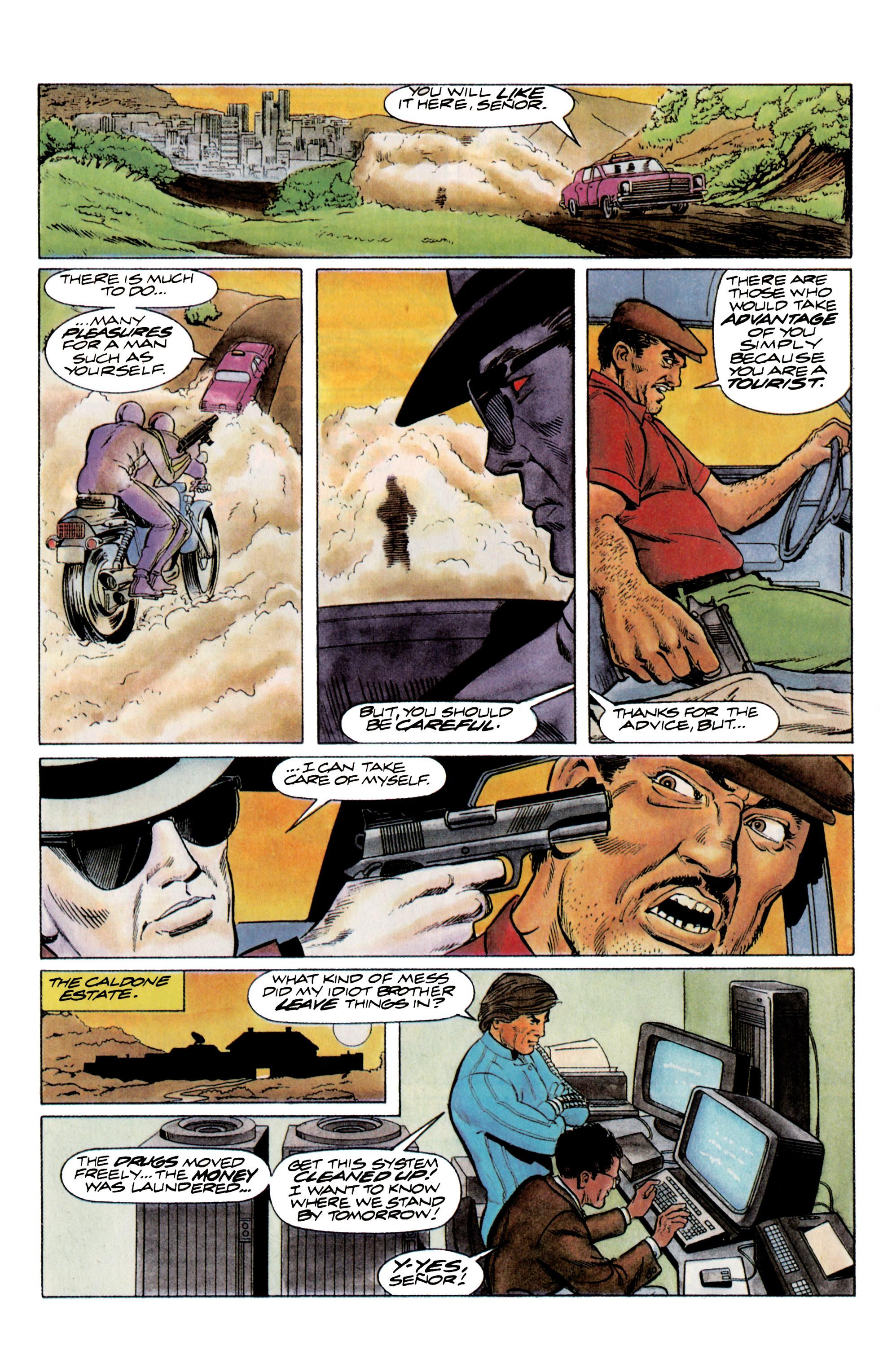 Read online Eternal Warrior (1992) comic -  Issue #14 - 17
