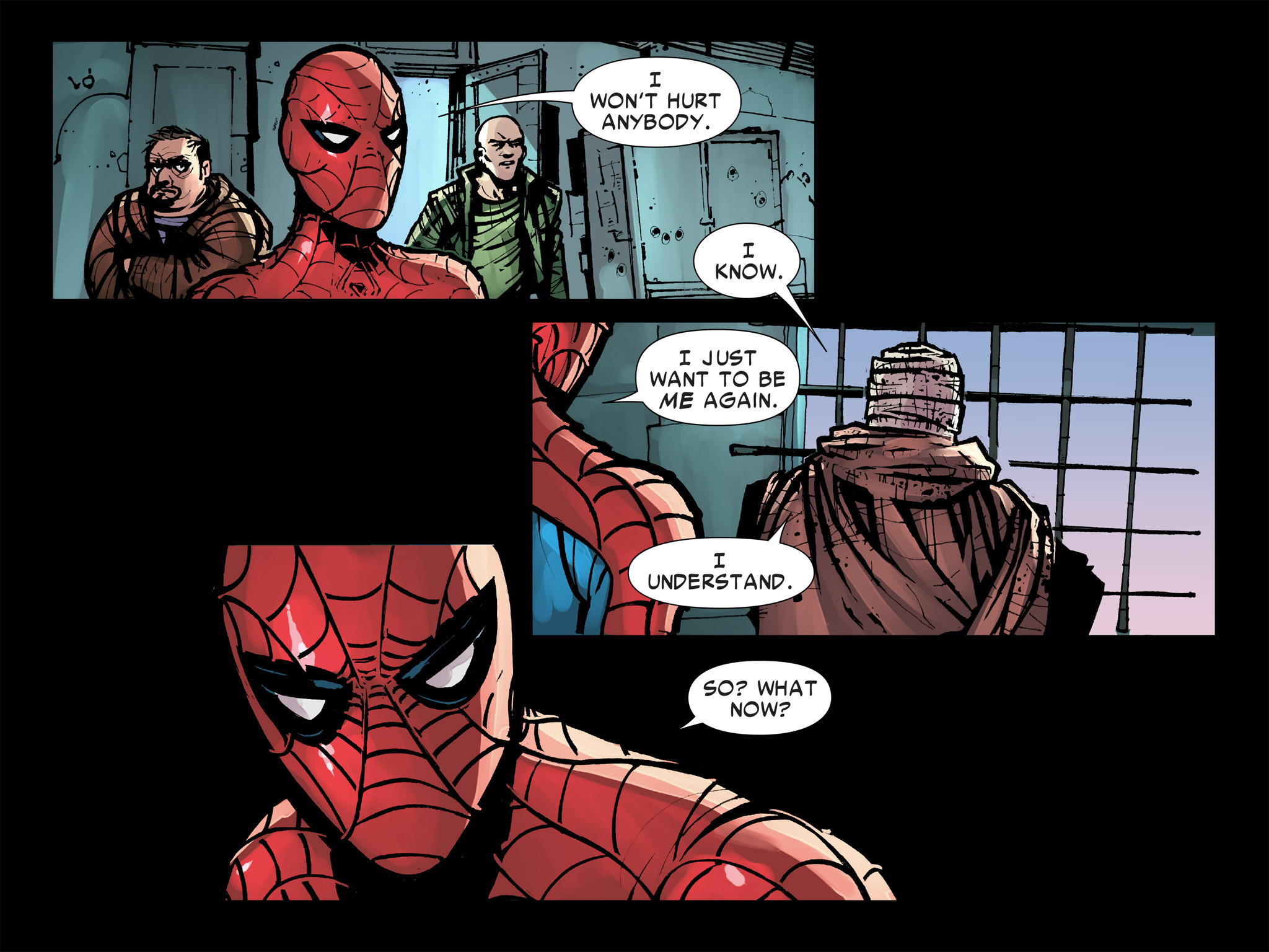 Read online Amazing Spider-Man: Who Am I? comic -  Issue # Full (Part 3) - 82