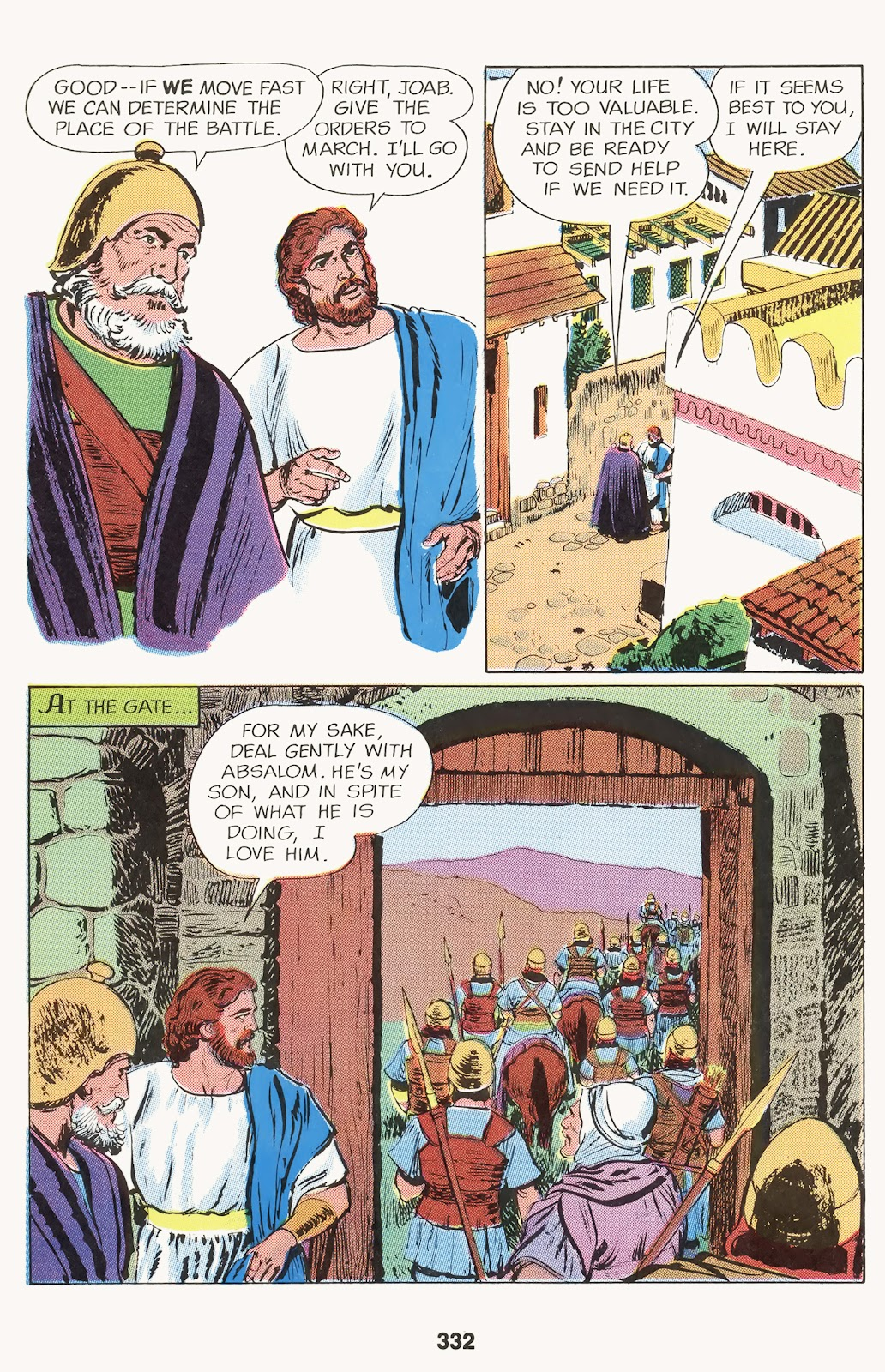 The Picture Bible issue TPB (Part 4) - Page 35