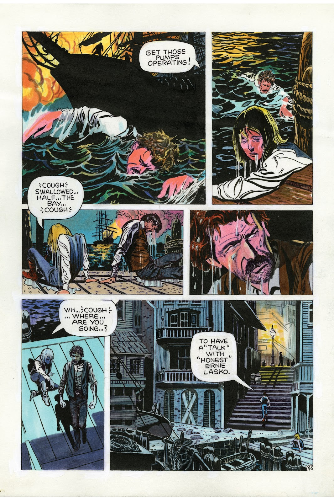 Read online Doug Wildey's Rio: The Complete Saga comic -  Issue # TPB (Part 2) - 80
