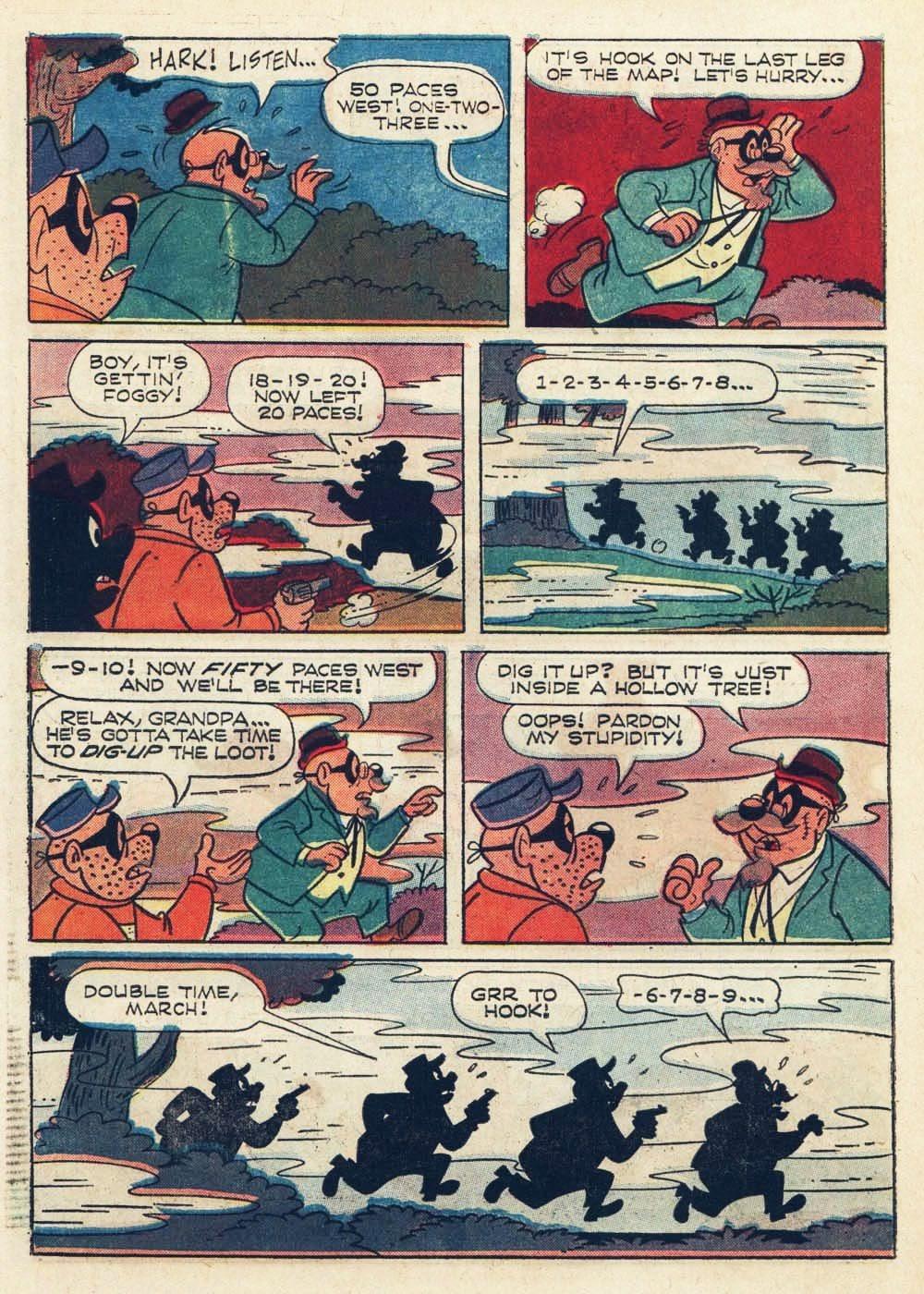 Walt Disney THE BEAGLE BOYS issue 6 - Page 30