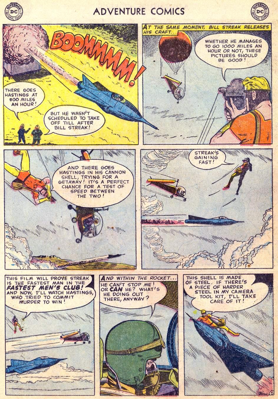 Read online Adventure Comics (1938) comic -  Issue #197 - 29