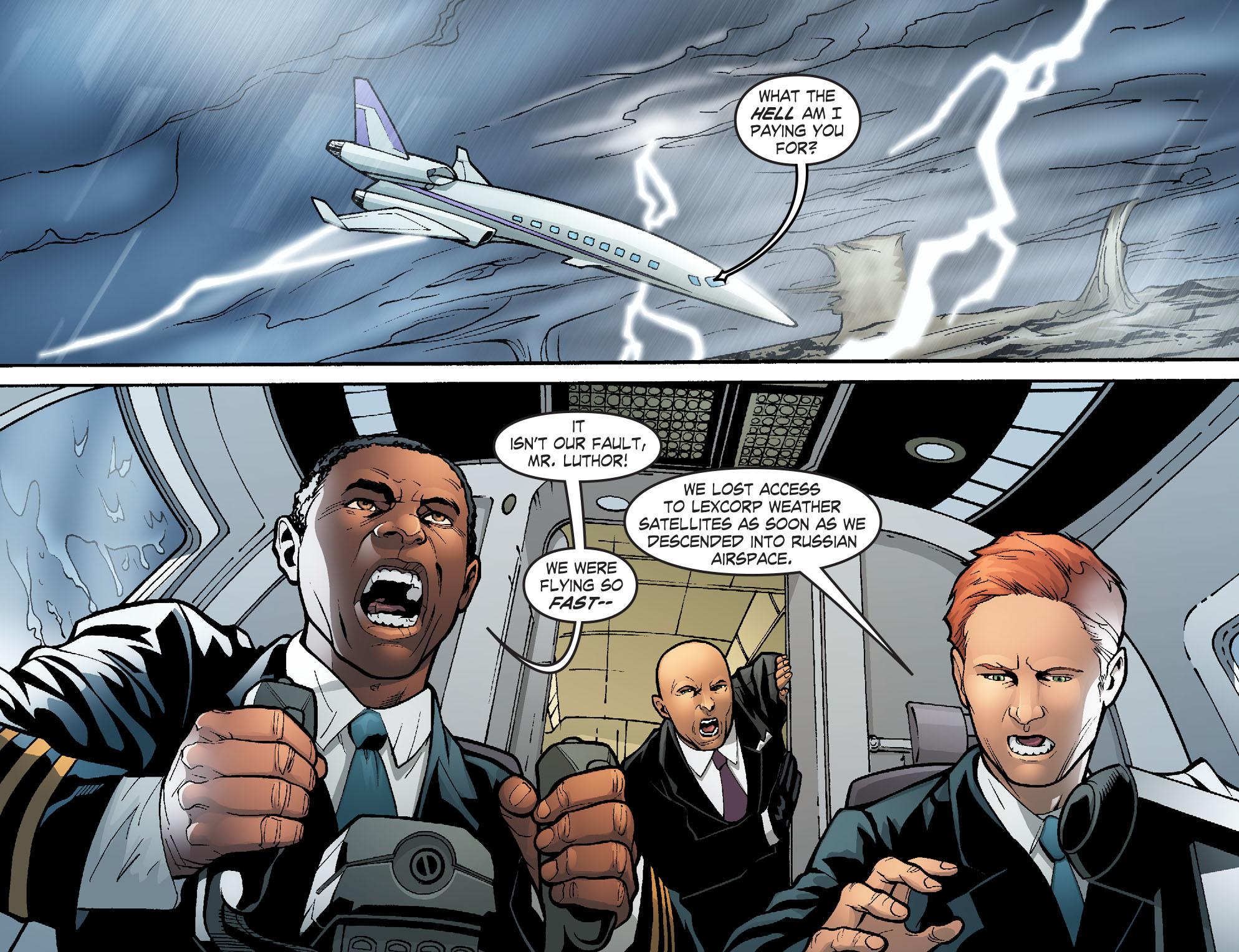 Read online Smallville: Alien comic -  Issue #3 - 15