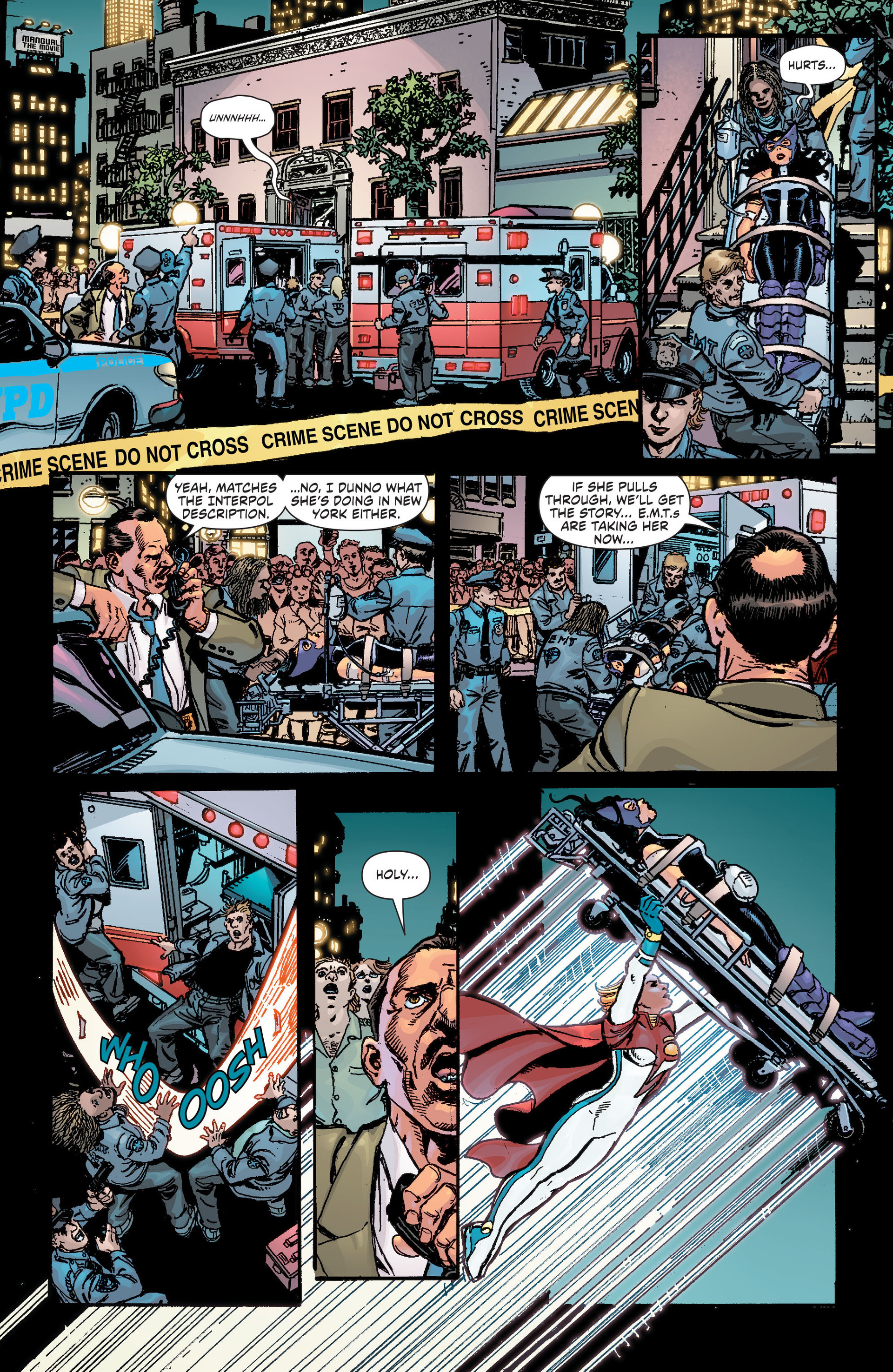 Read online Worlds' Finest comic -  Issue #8 - 10