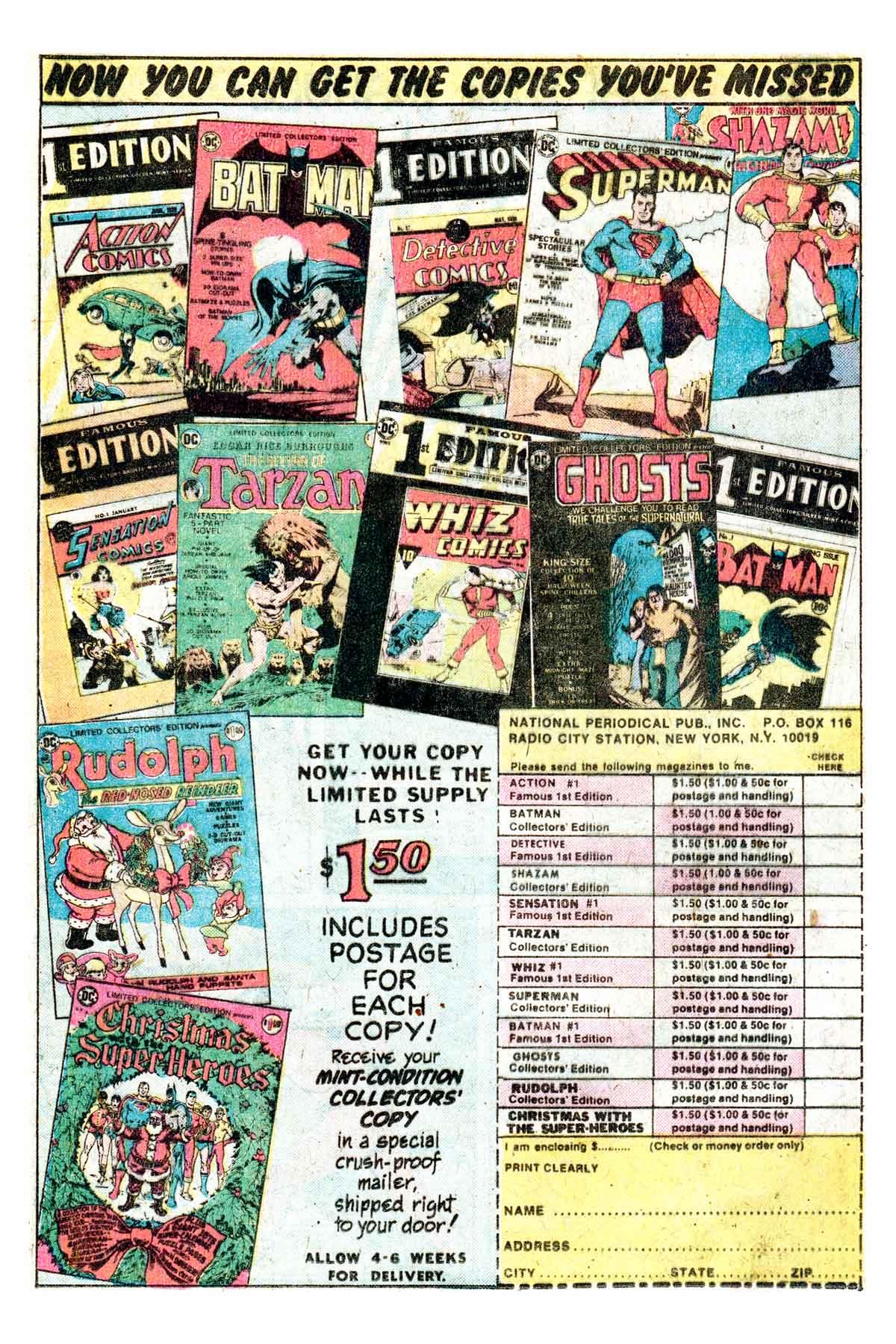 Read online Shazam! (1973) comic -  Issue #17 - 46