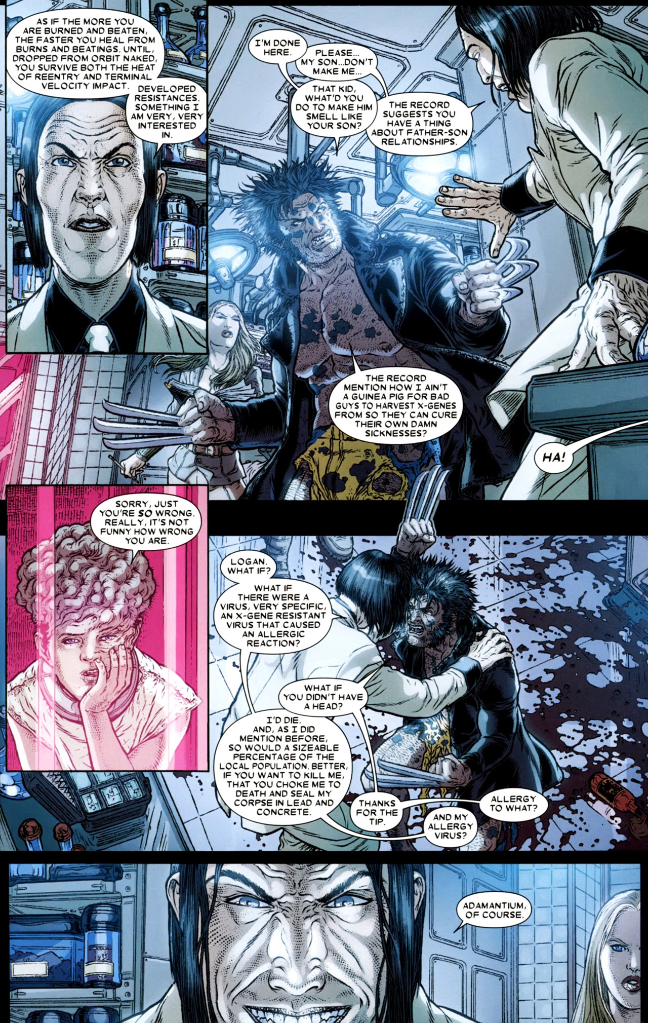 Read online Wolverine: The Best There Is comic -  Issue #4 - 23