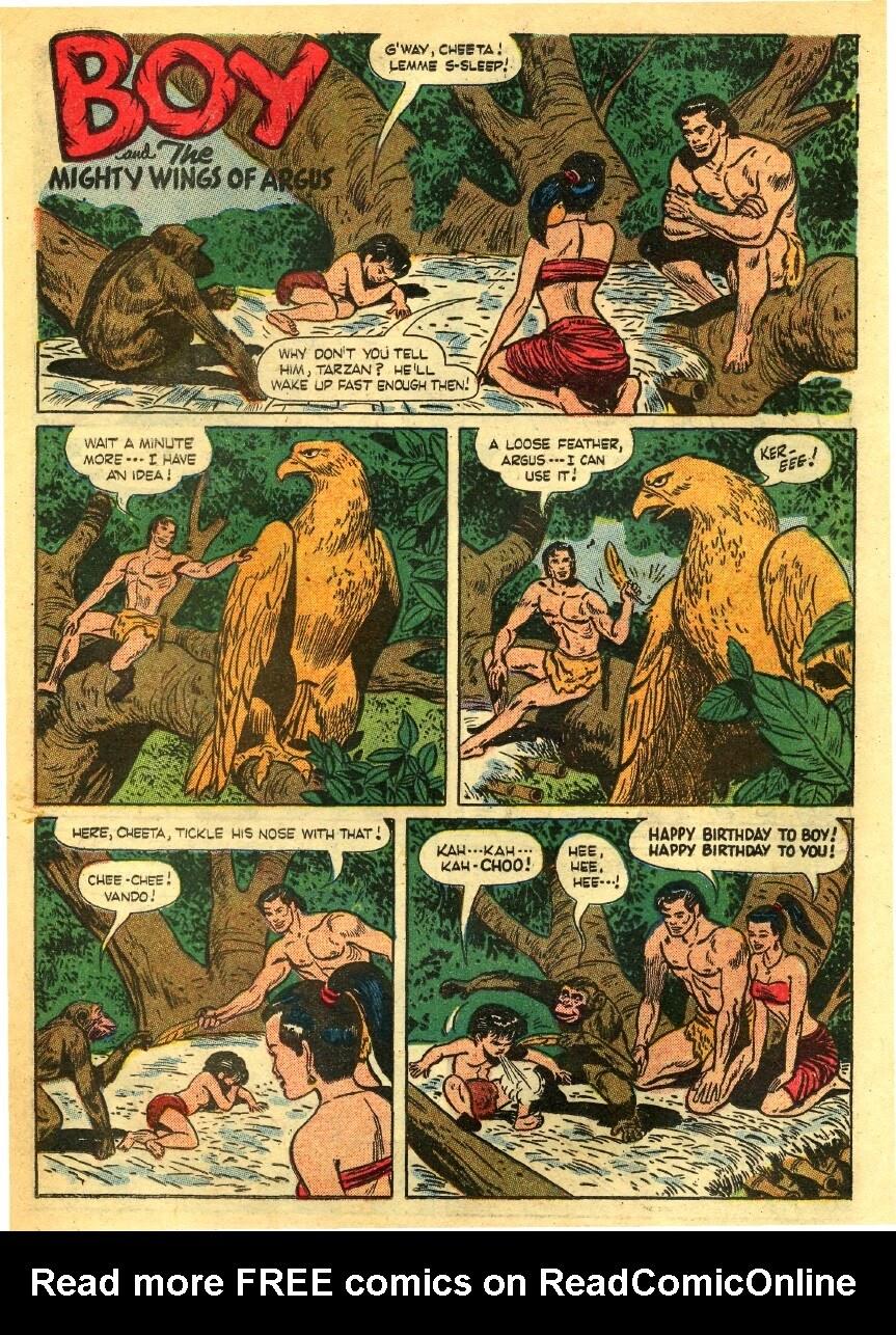 Tarzan (1948) issue 56 - Page 19