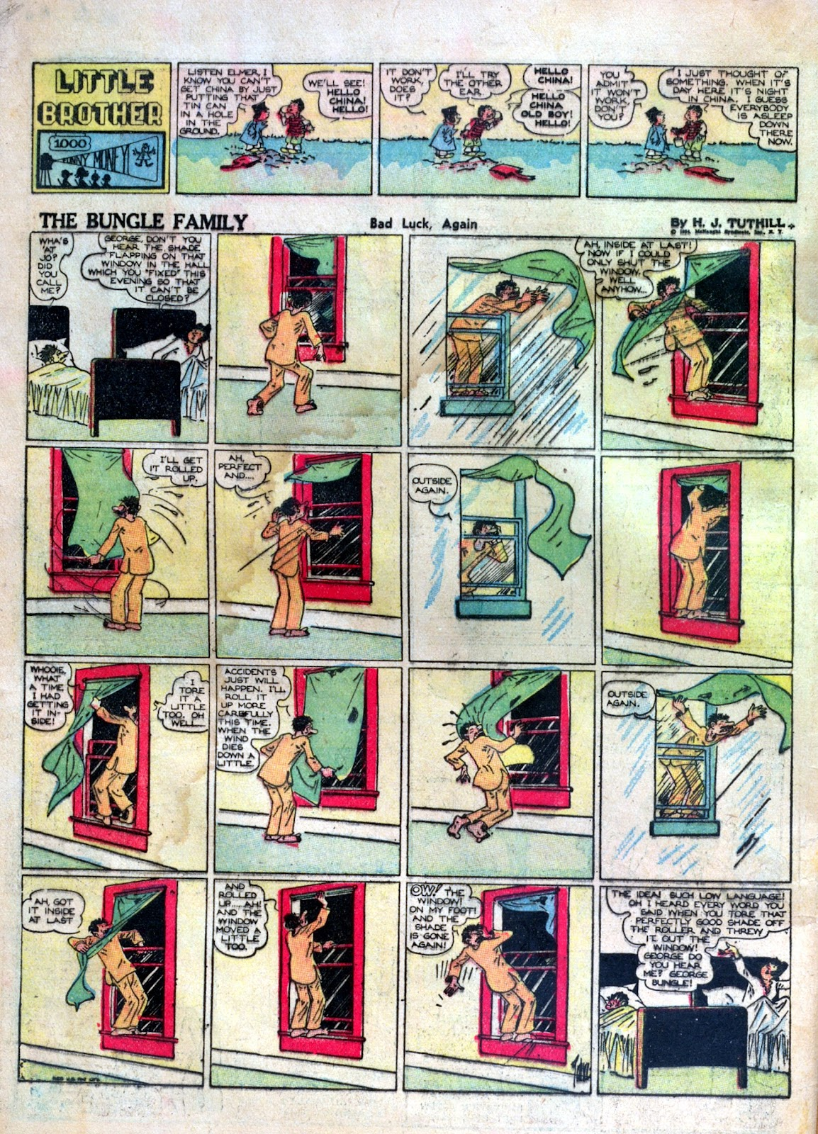 Read online Famous Funnies comic -  Issue #1 - 4