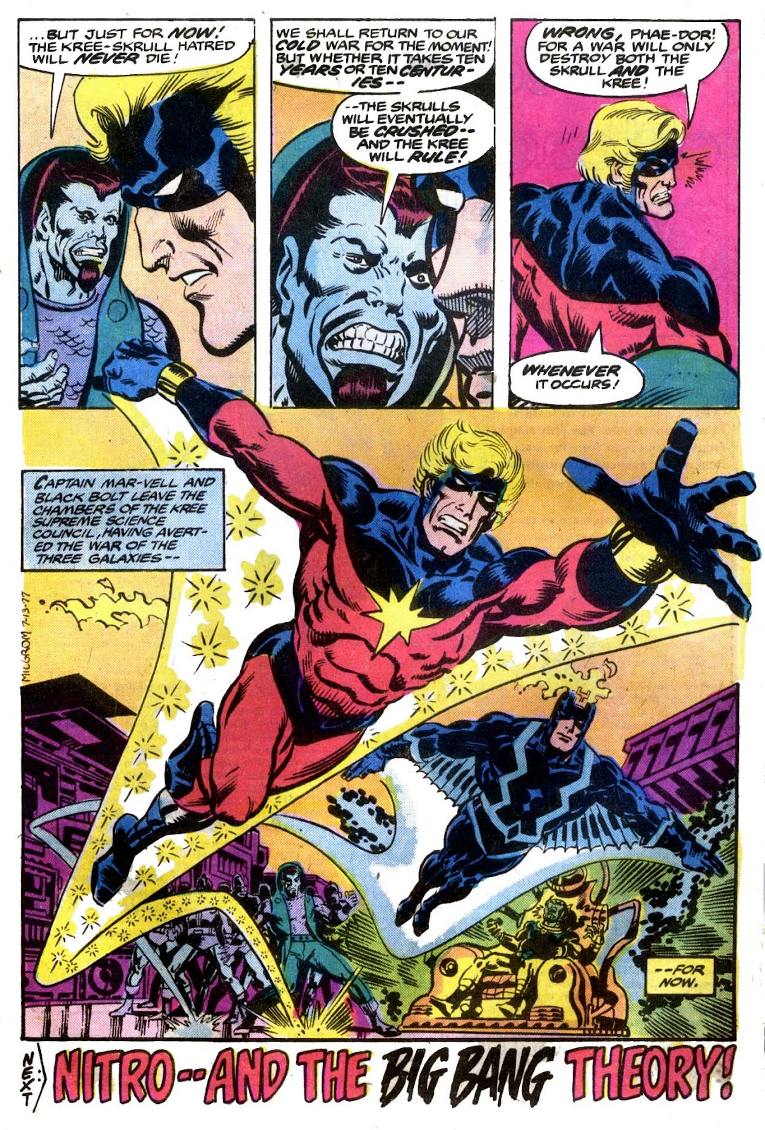 Captain Marvel (1968) issue 53 - Page 16