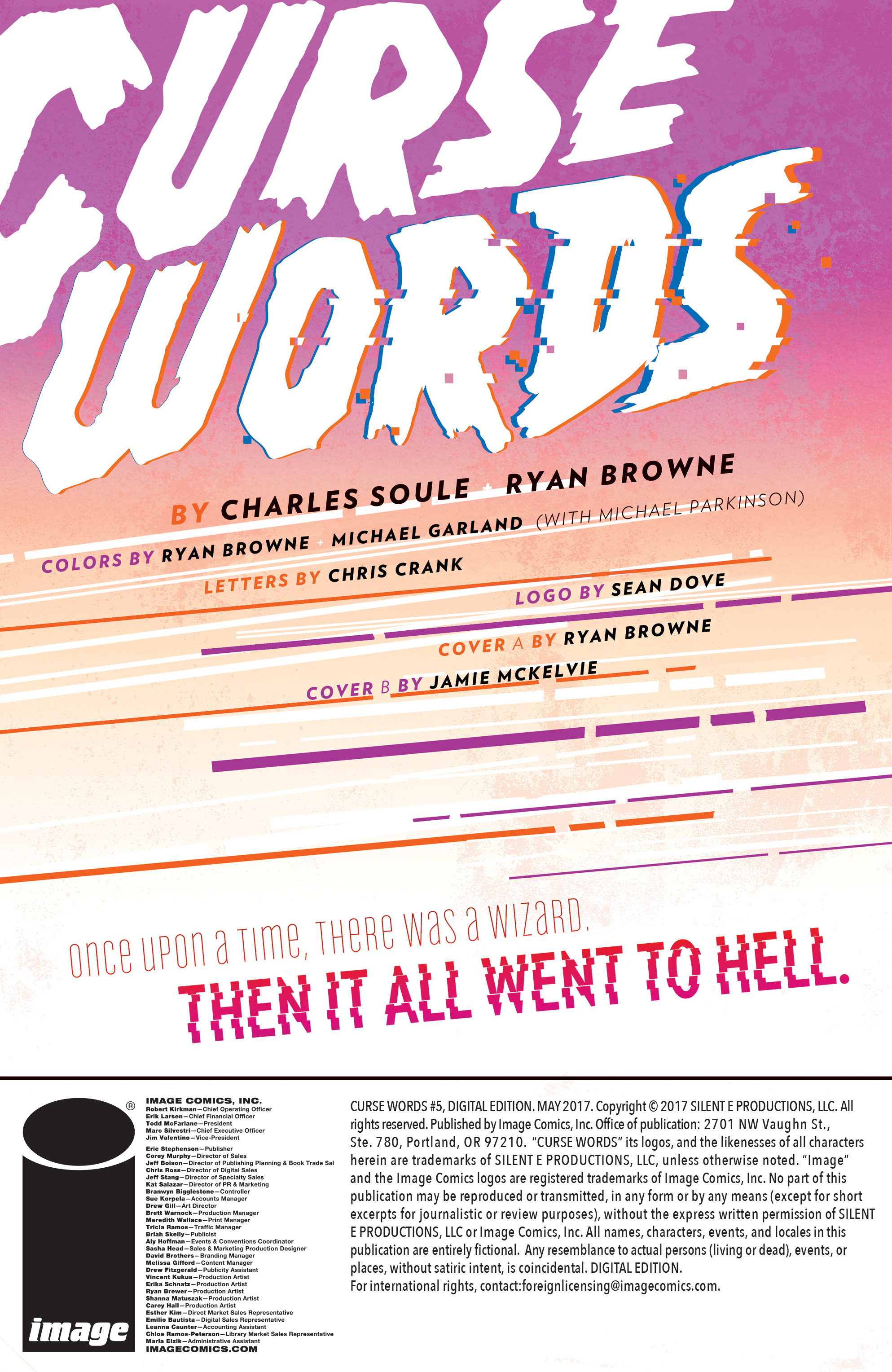 Read online Curse Words comic -  Issue #5 - 2