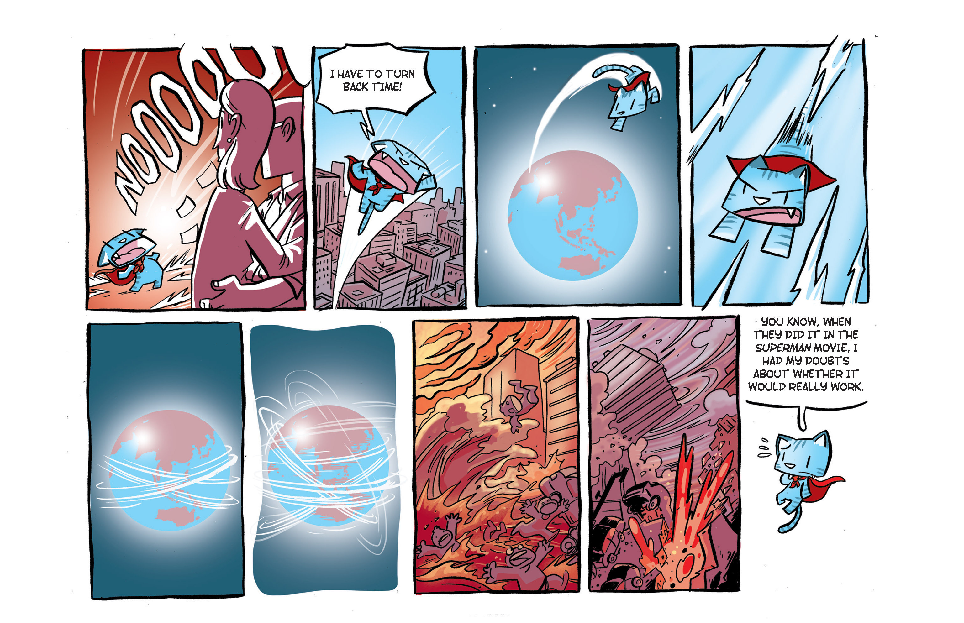 Read online Ultracat comic -  Issue #3 - 9