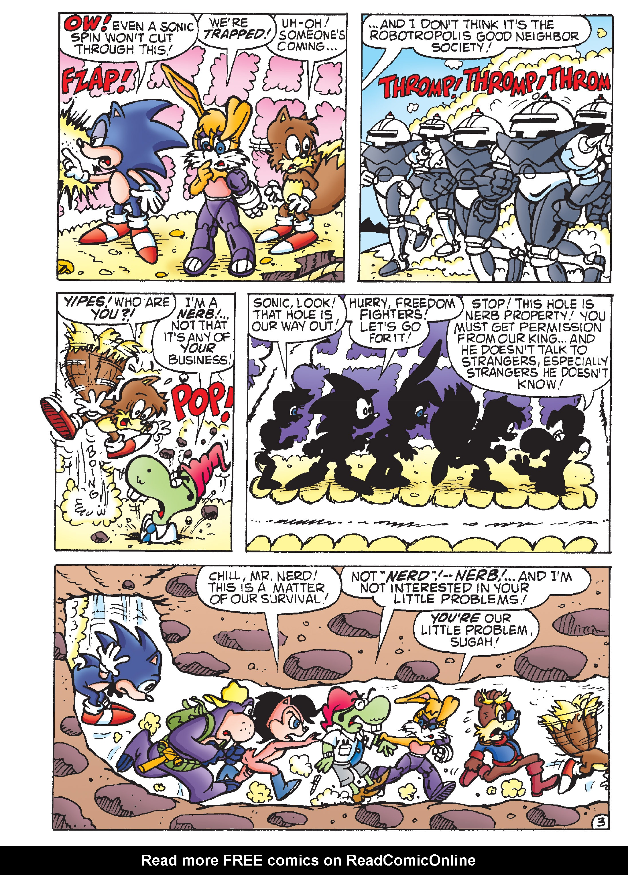 Read online Sonic Super Digest comic -  Issue #7 - 70