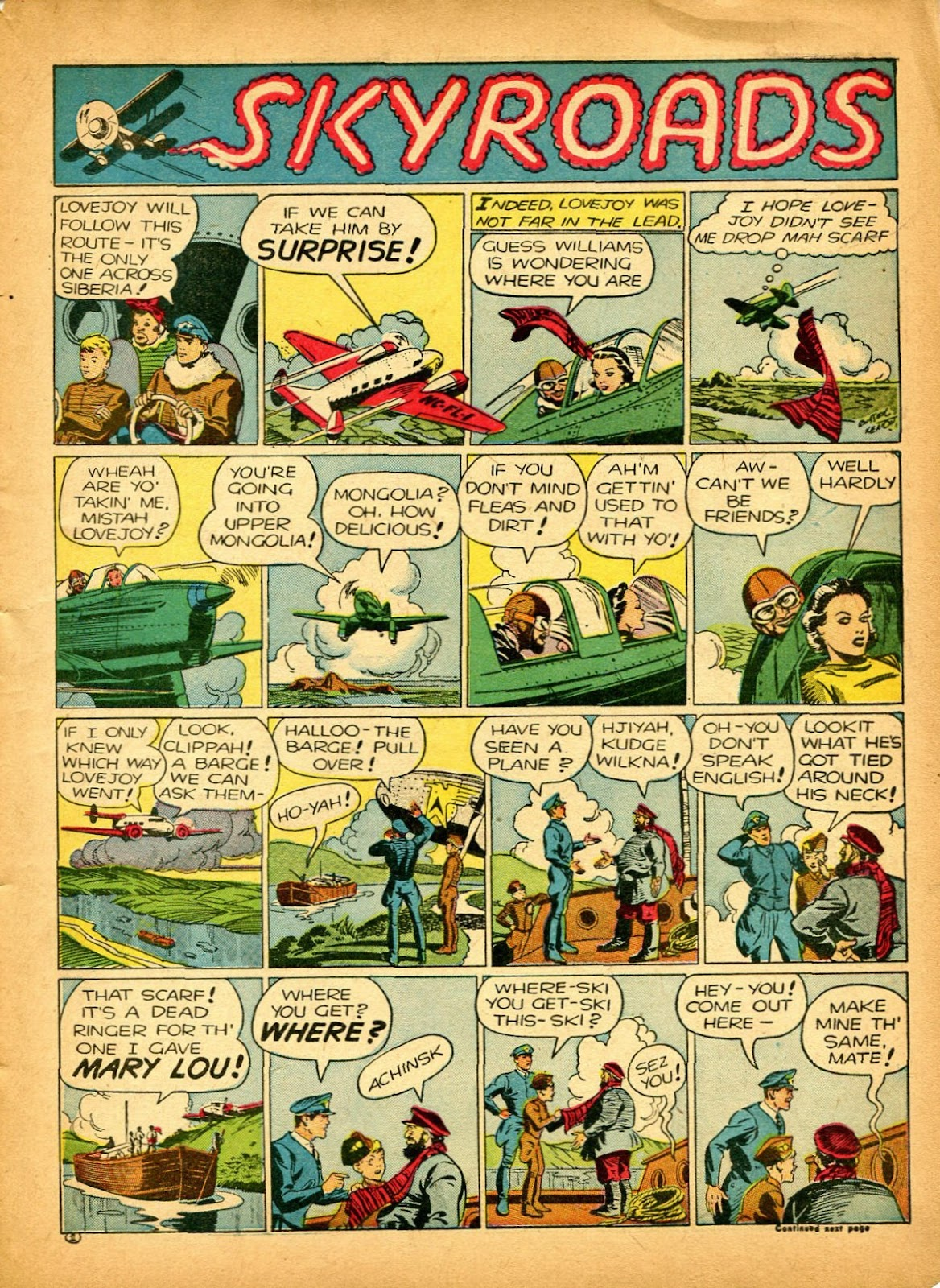 Read online Famous Funnies comic -  Issue #84 - 11