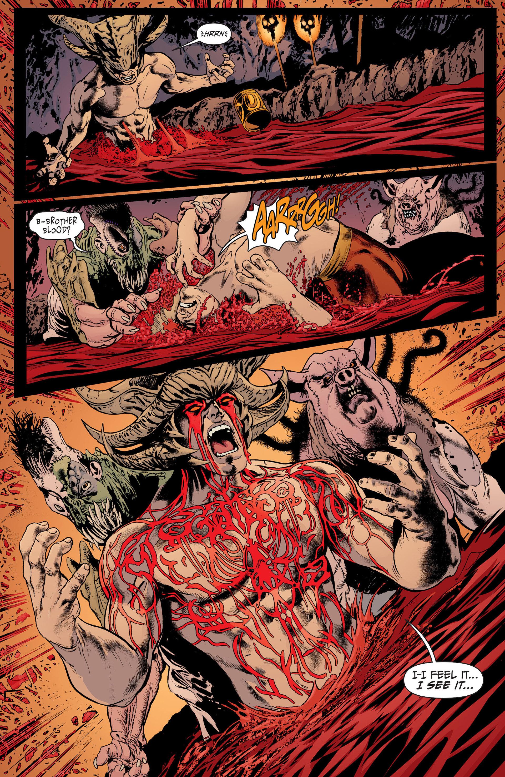 Read online Animal Man (2011) comic -  Issue #23 - 12