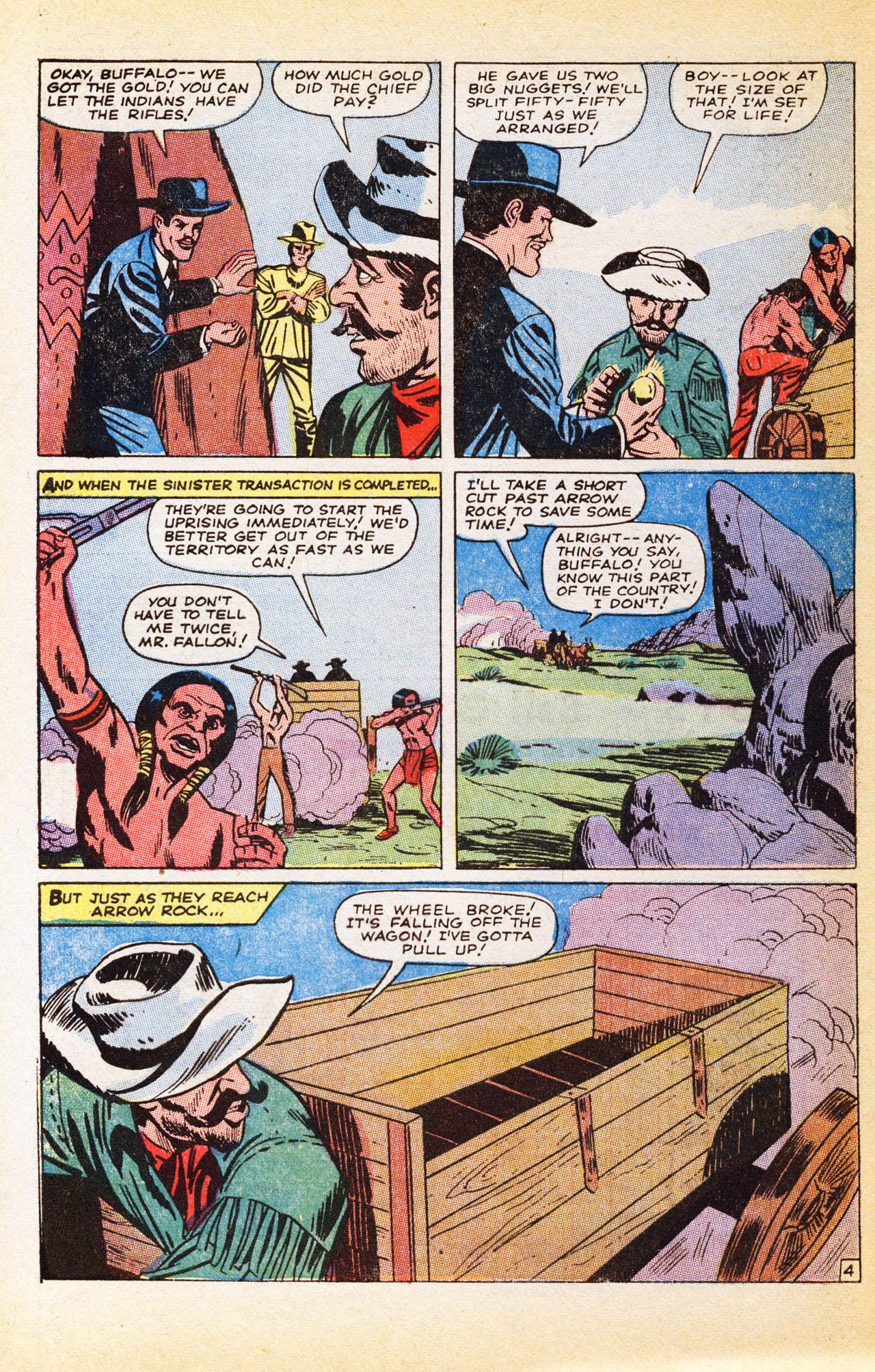 Read online Two-Gun Kid comic -  Issue #94 - 32