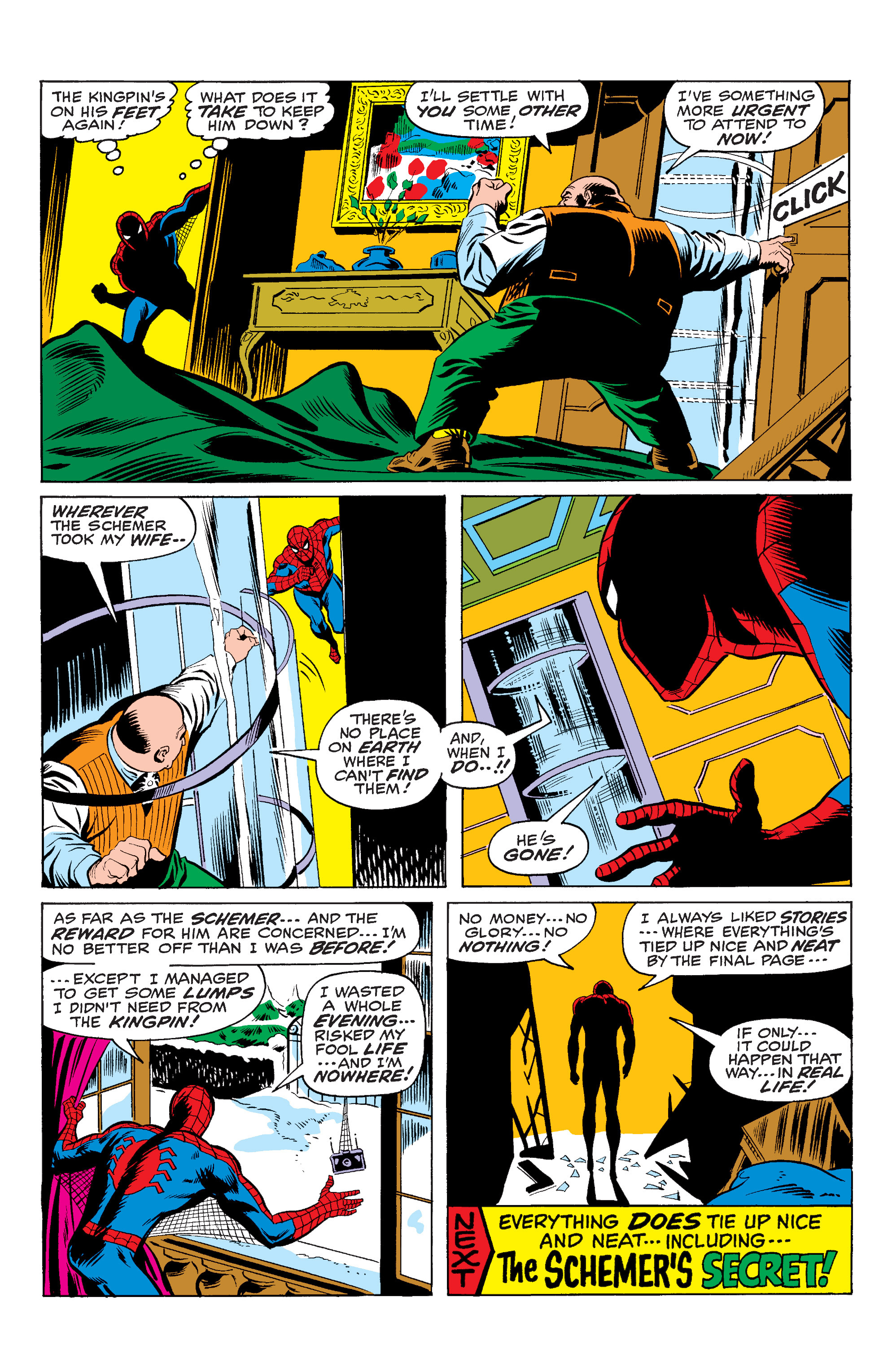 The Amazing Spider-Man (1963) 84 Page 19