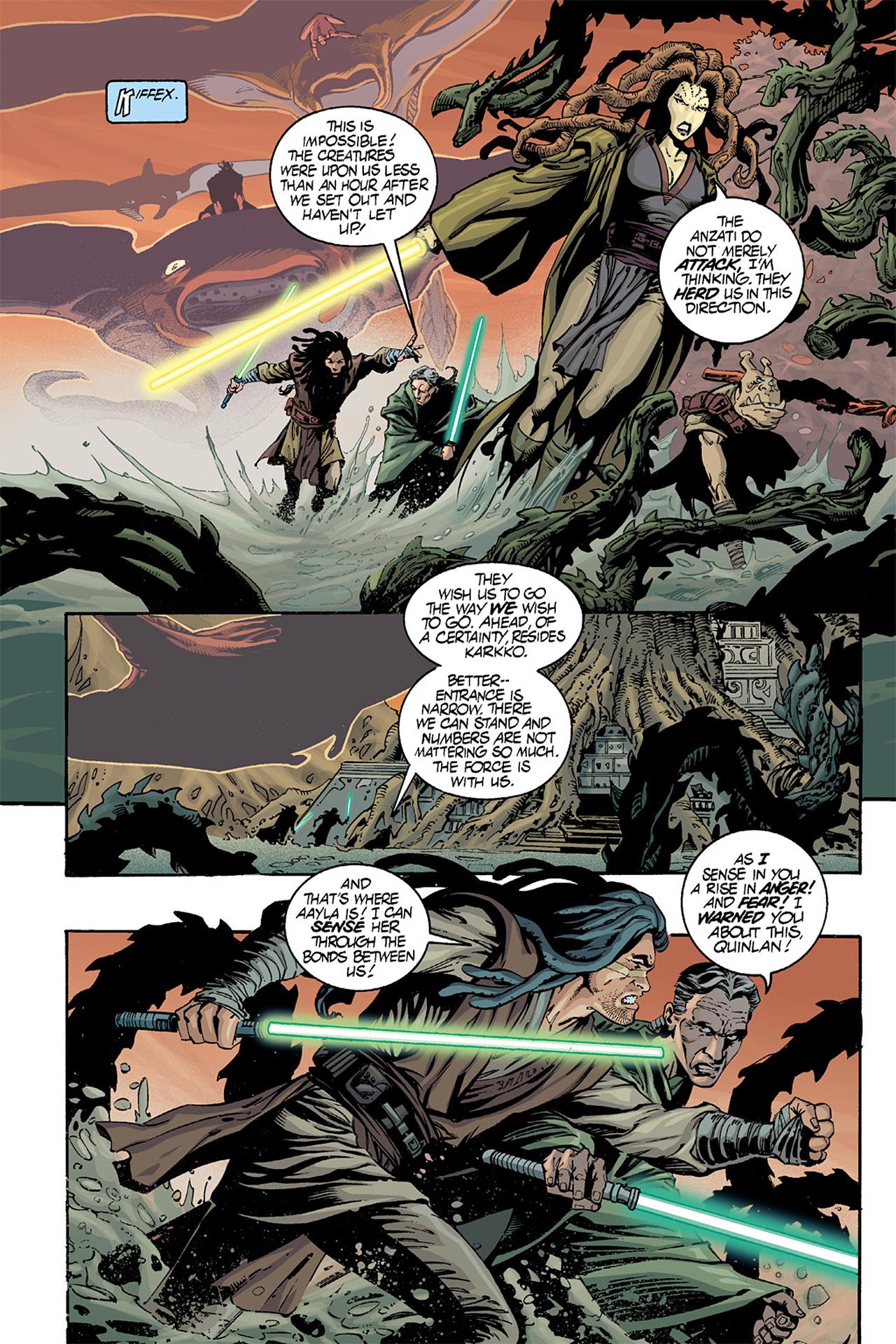 Read online Star Wars Omnibus comic -  Issue # Vol. 15 - 256