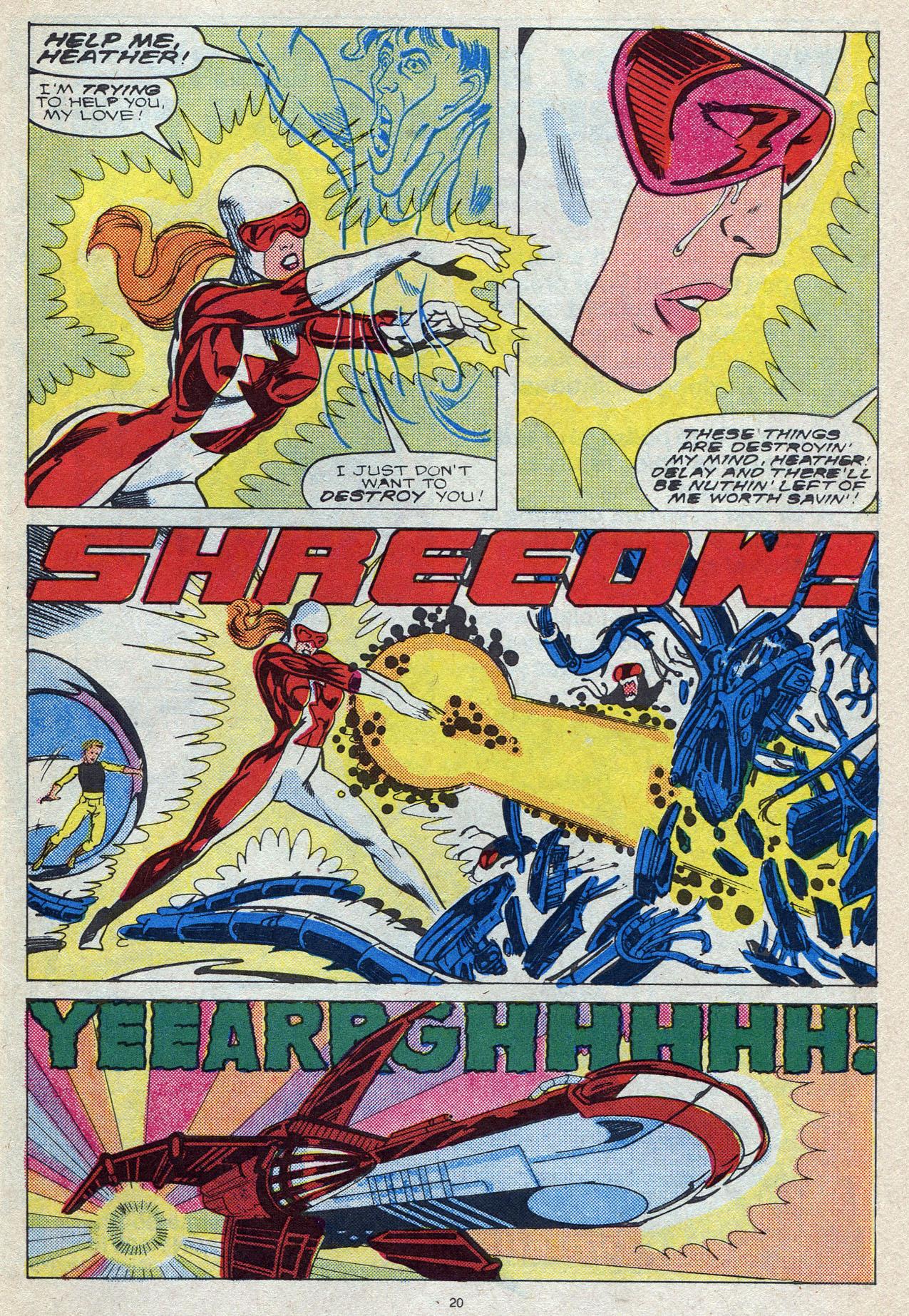 Read online Alpha Flight (1983) comic -  Issue #56 - 28