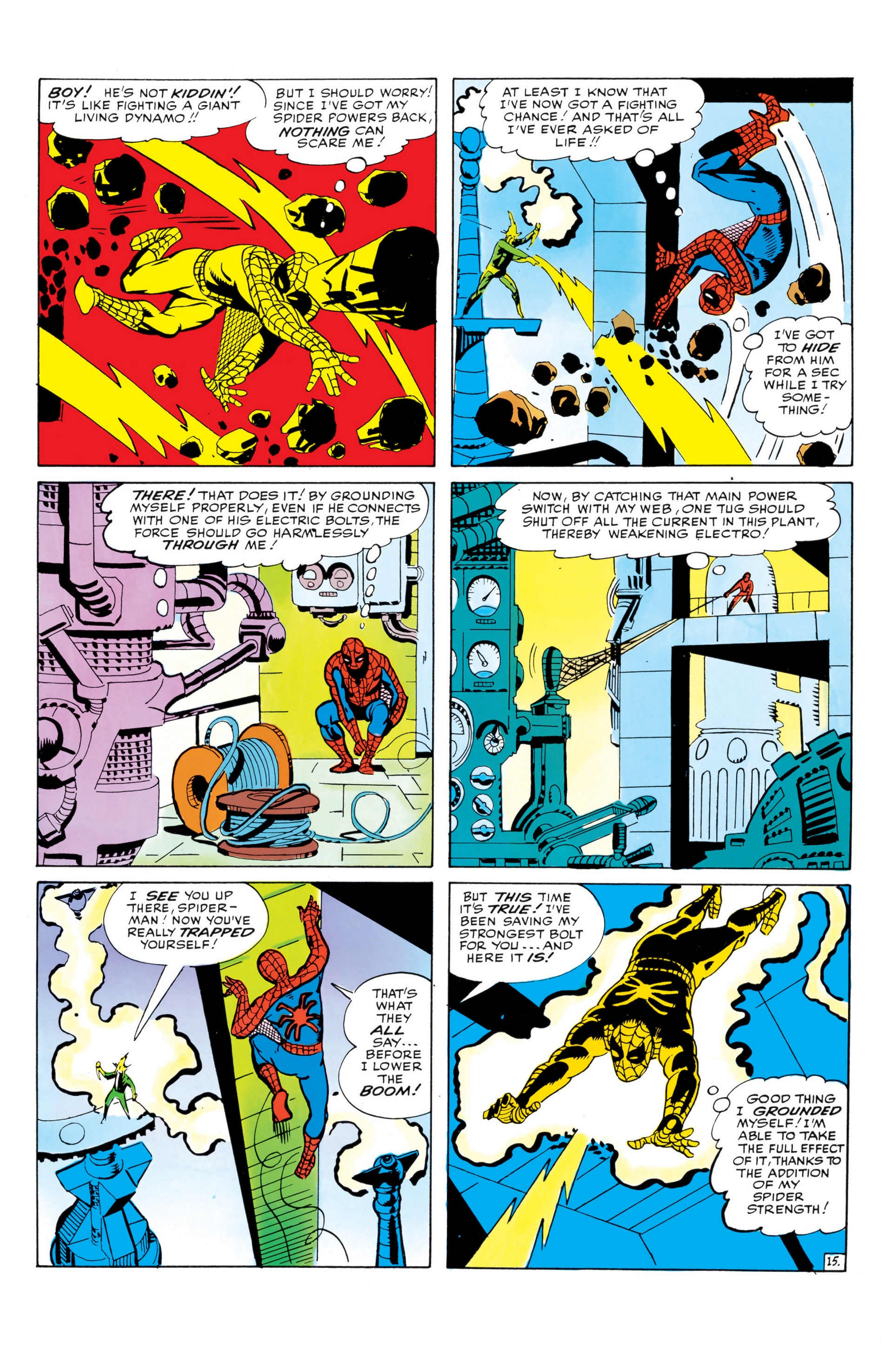 The Amazing Spider-Man (1963) _Annual_1 Page 15