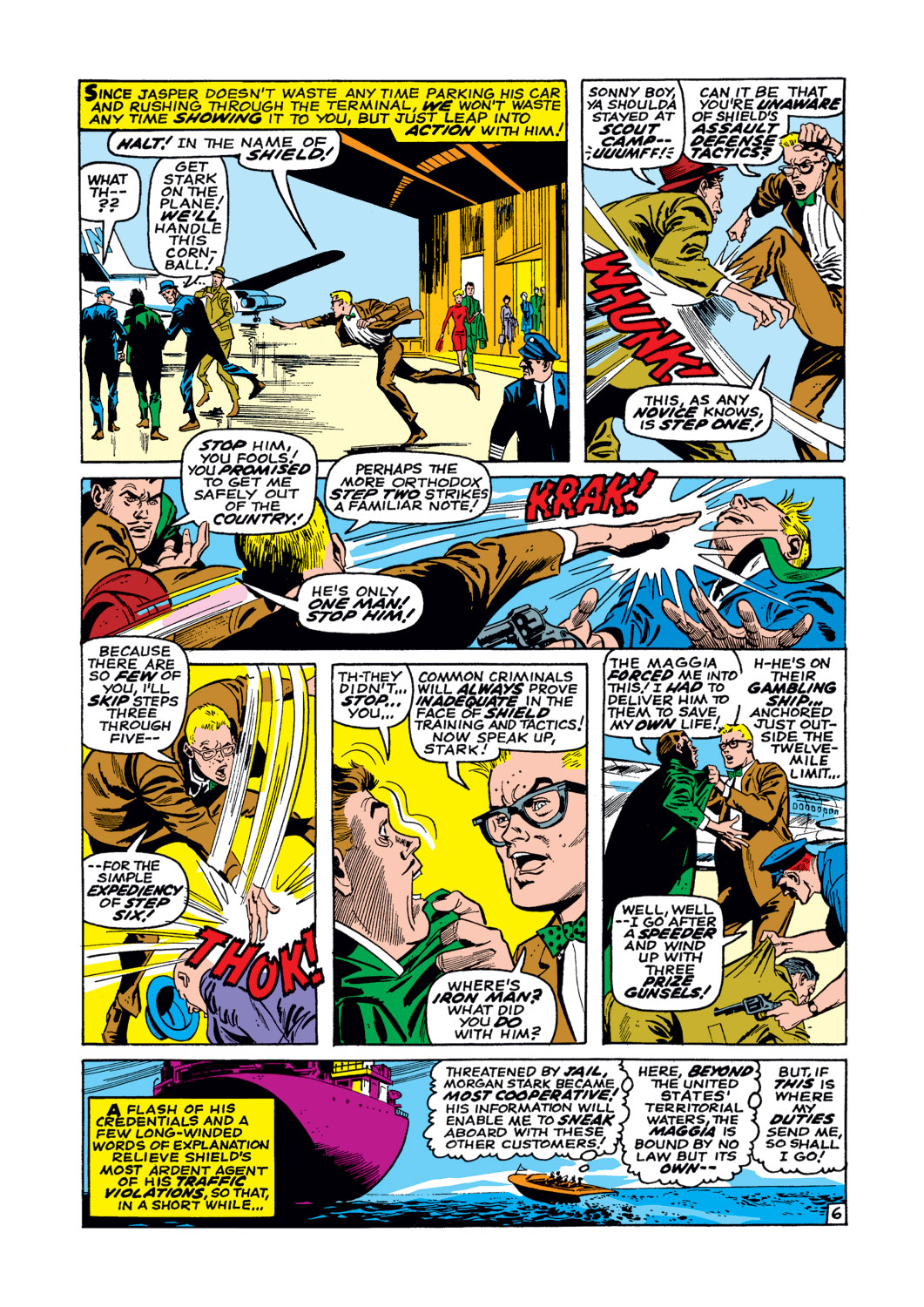 Tales of Suspense (1959) issue 99 - Page 7