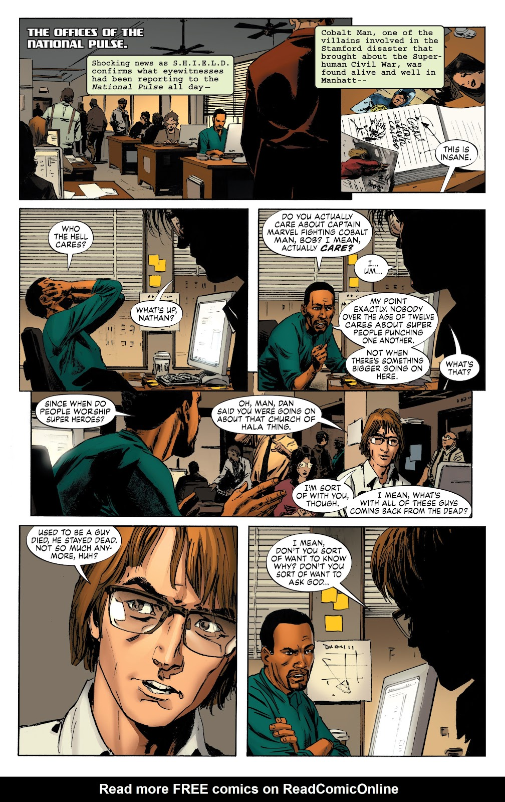 Read online Secret Invasion: Rise of the Skrulls comic -  Issue # TPB (Part 4) - 4