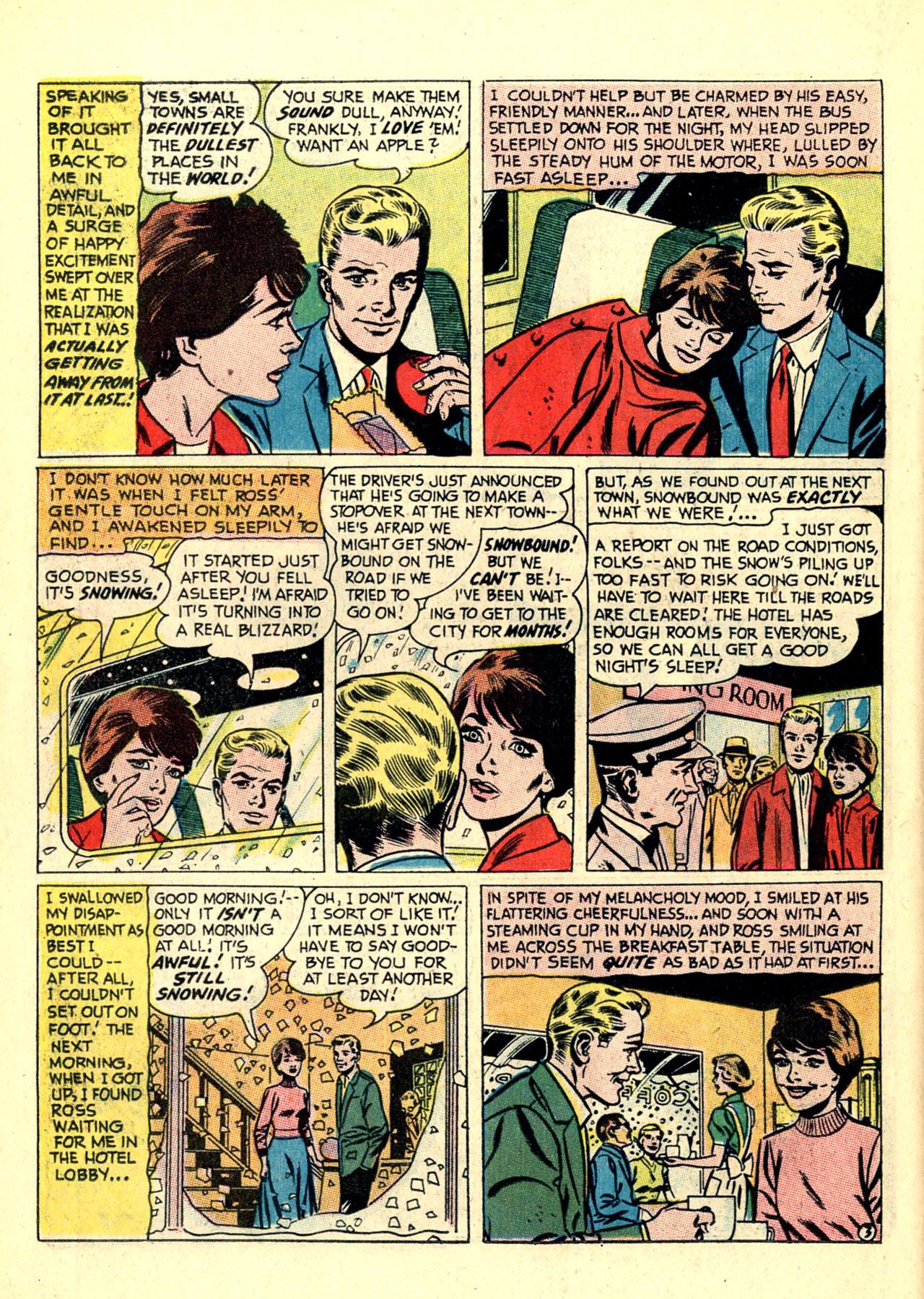 Read online Secret Hearts comic -  Issue #121 - 14