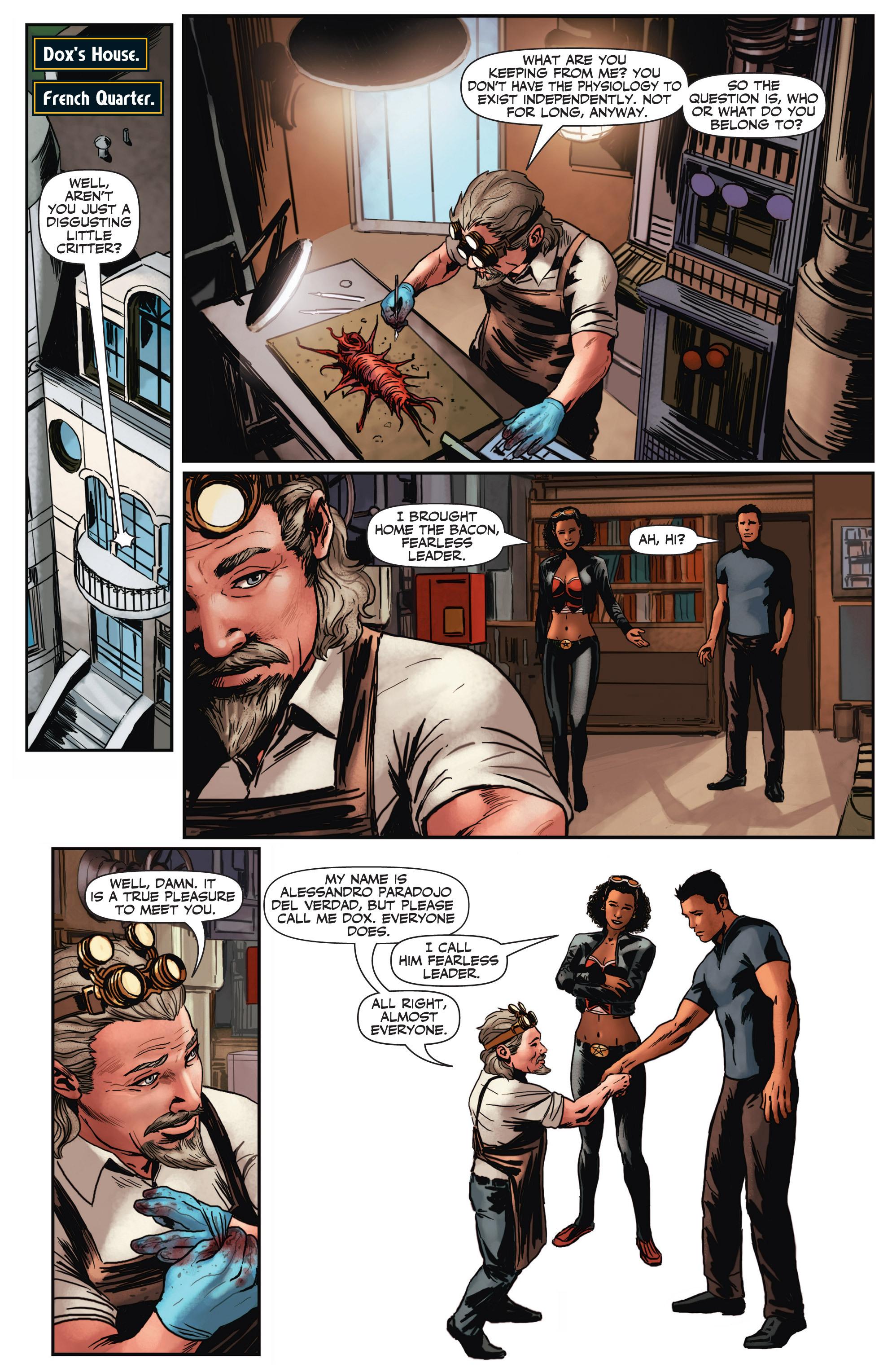 Read online Shadowman (2012) comic -  Issue #2 - 23