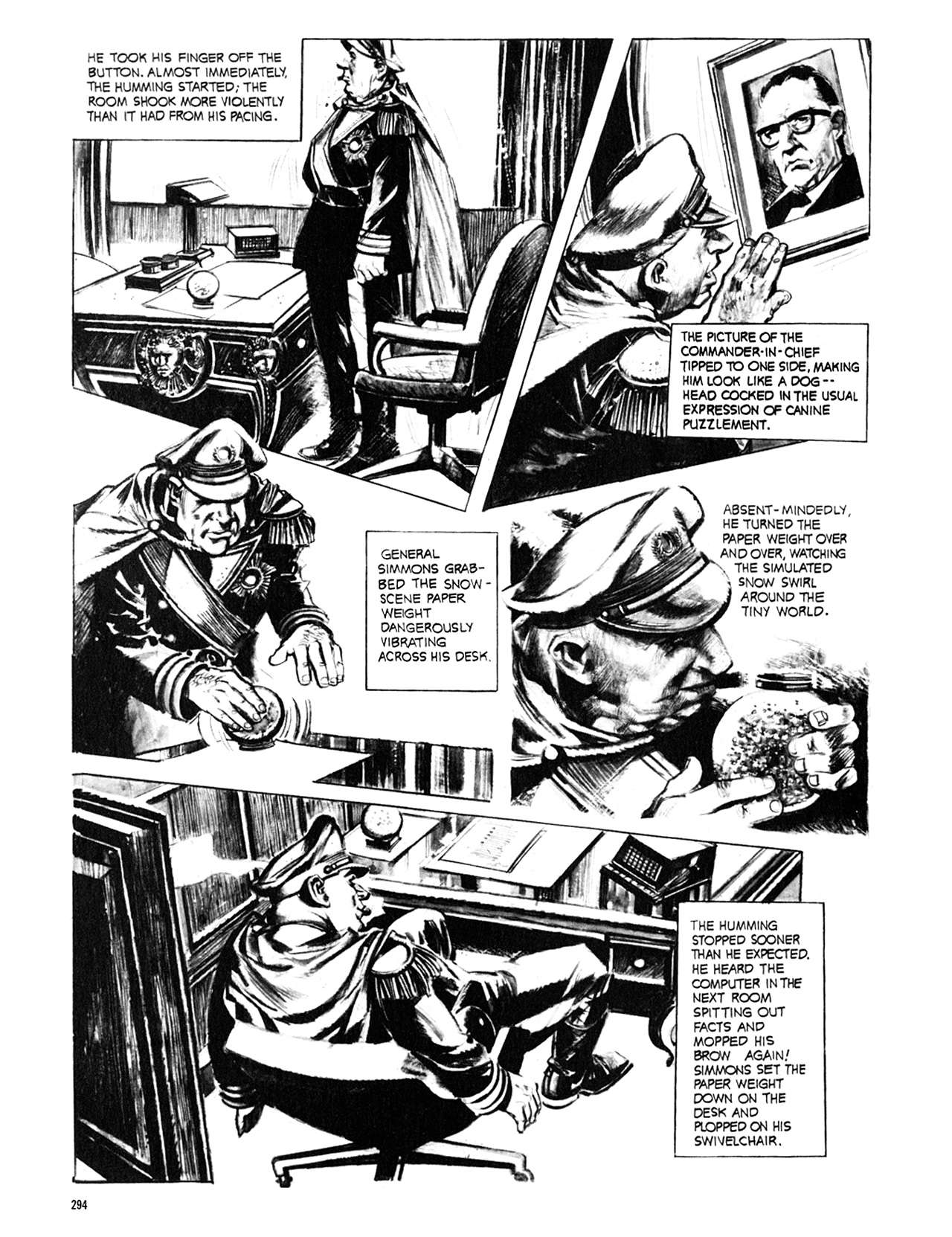 Read online Eerie Archives comic -  Issue # TPB 8 - 295