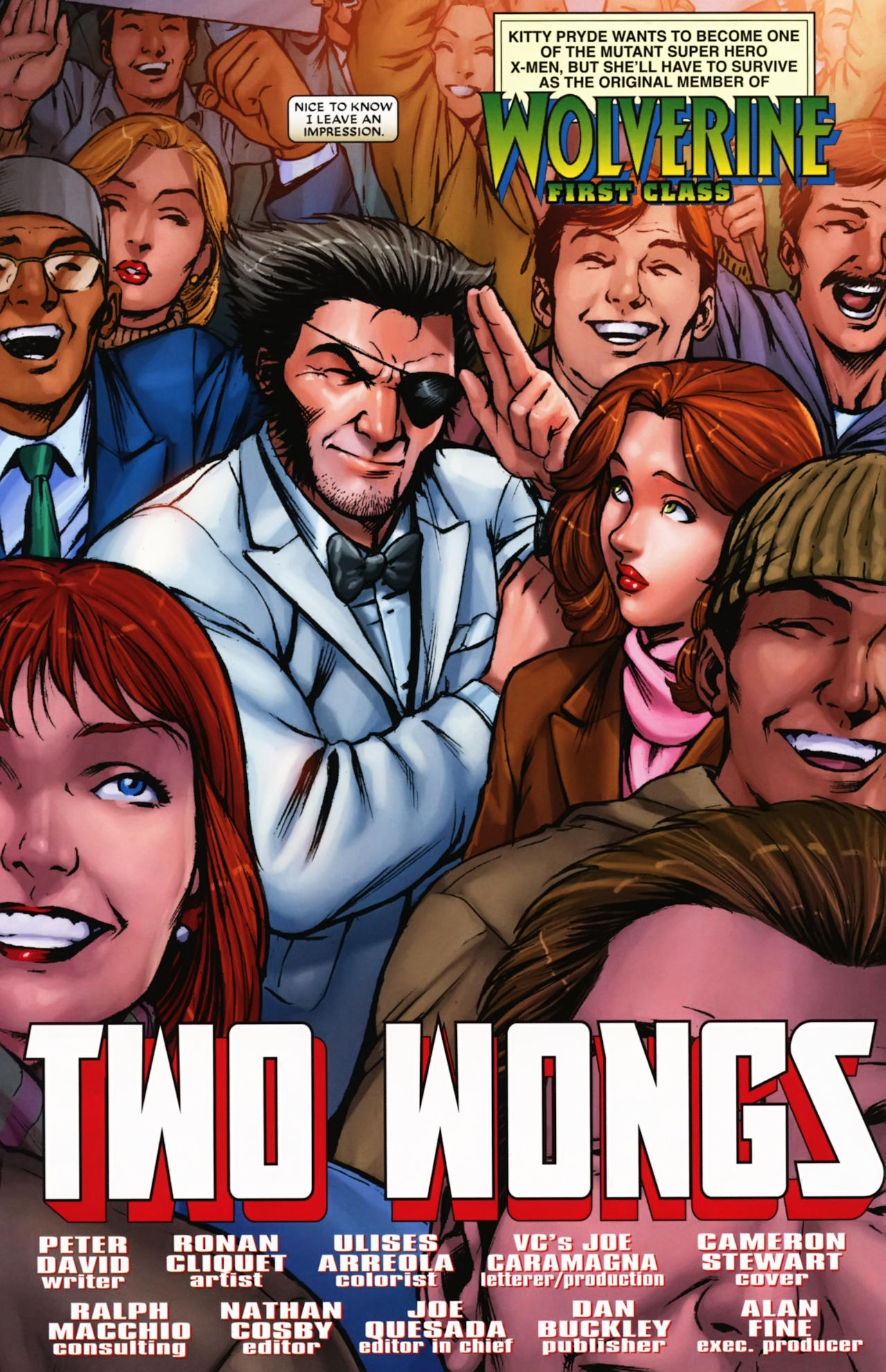 Read online Wolverine: First Class comic -  Issue #17 - 3