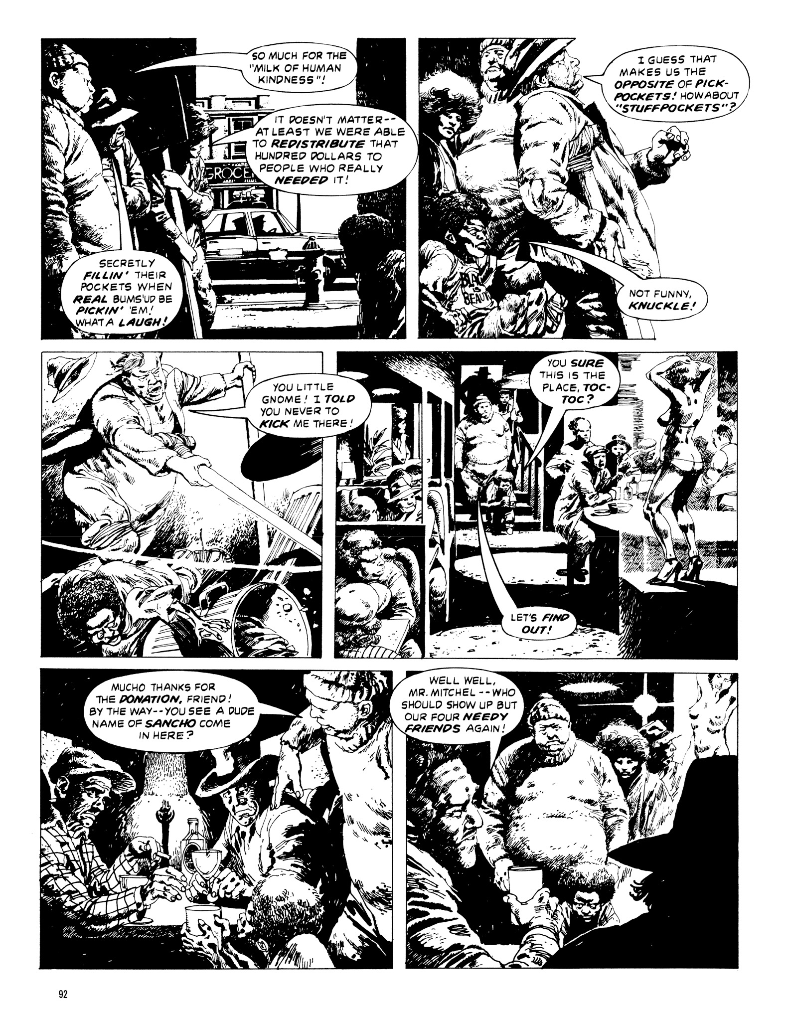 Read online Eerie Archives comic -  Issue # TPB 20 - 92