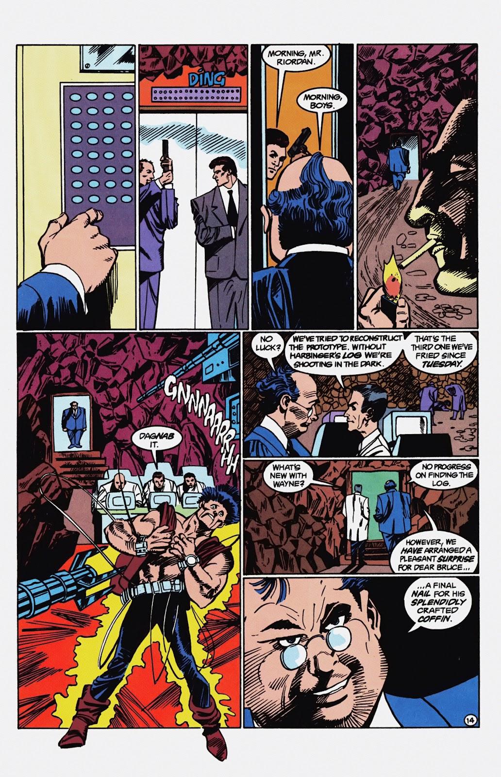 Read online Detective Comics (1937) comic -  Issue # _TPB Batman - Blind Justice (Part 1) - 79