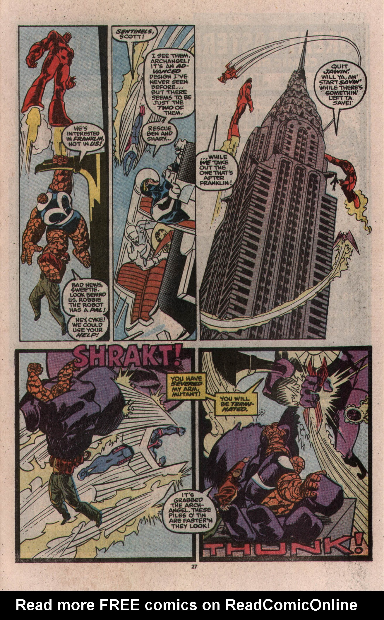 Read online X-Factor (1986) comic -  Issue # _ Annual 5 - 24