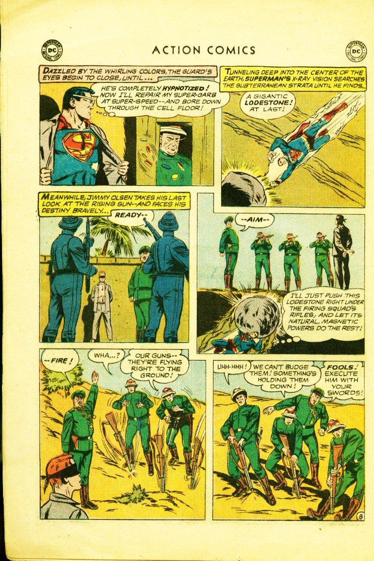 Read online Action Comics (1938) comic -  Issue #248 - 10