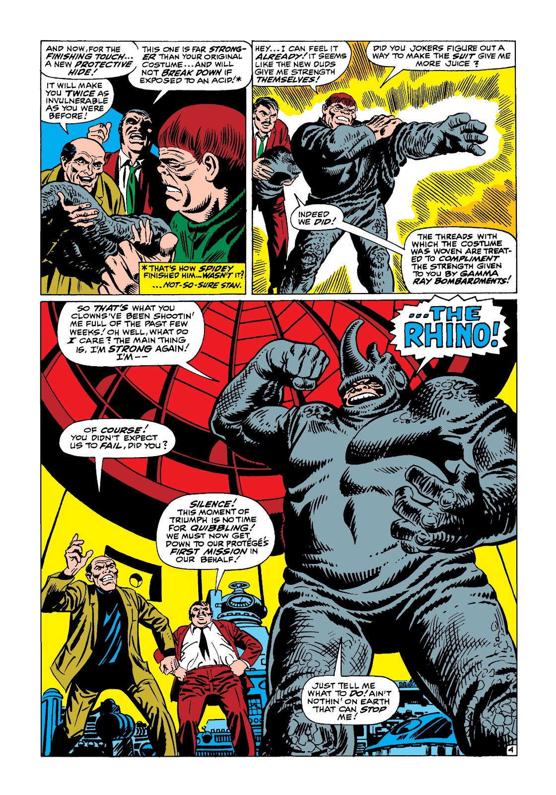 Read online Marvel Masterworks: The Incredible Hulk comic -  Issue # TPB 4 (Part 1) - 32