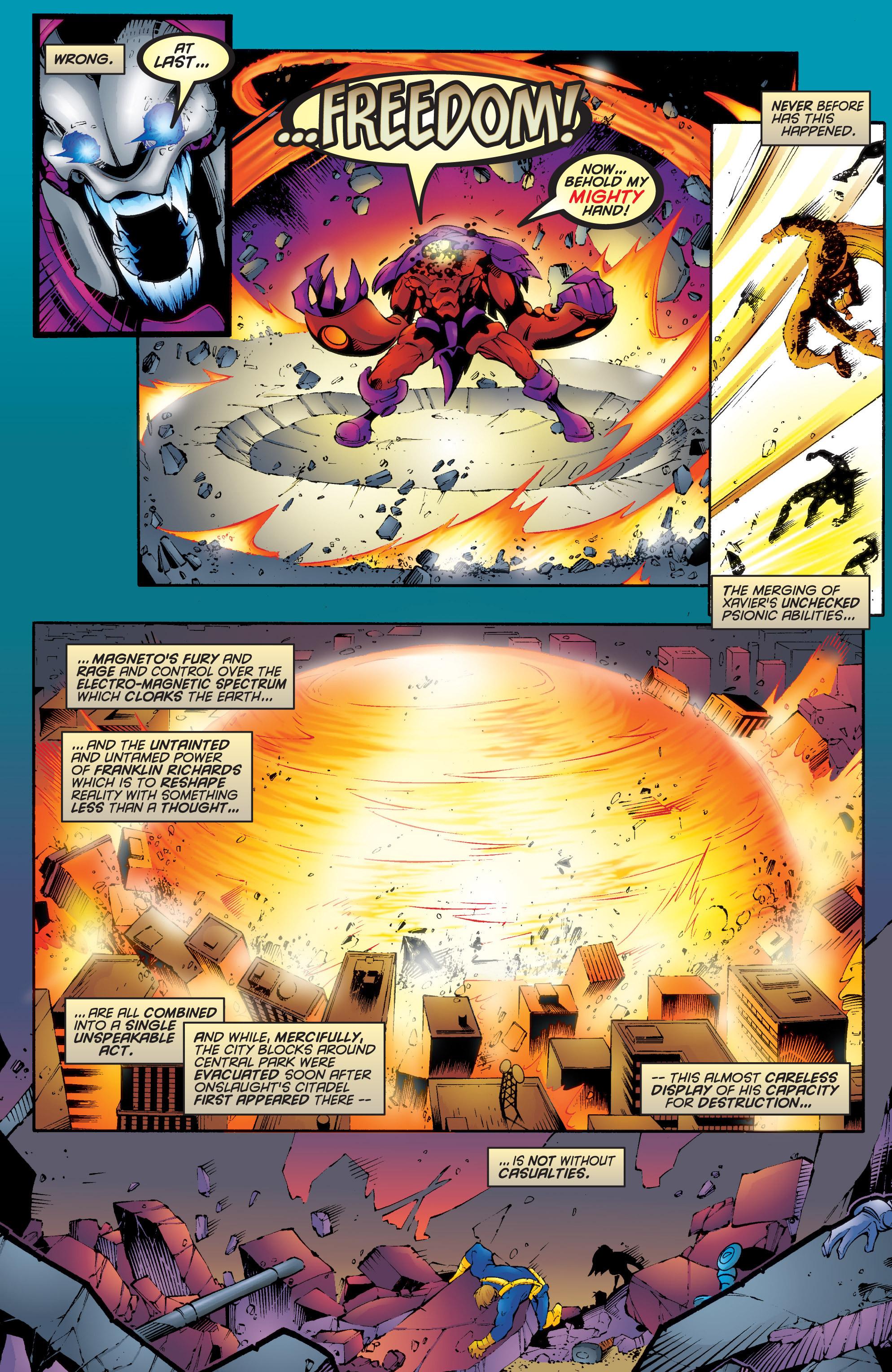 Read online Uncanny X-Men (1963) comic -  Issue #336 - 20
