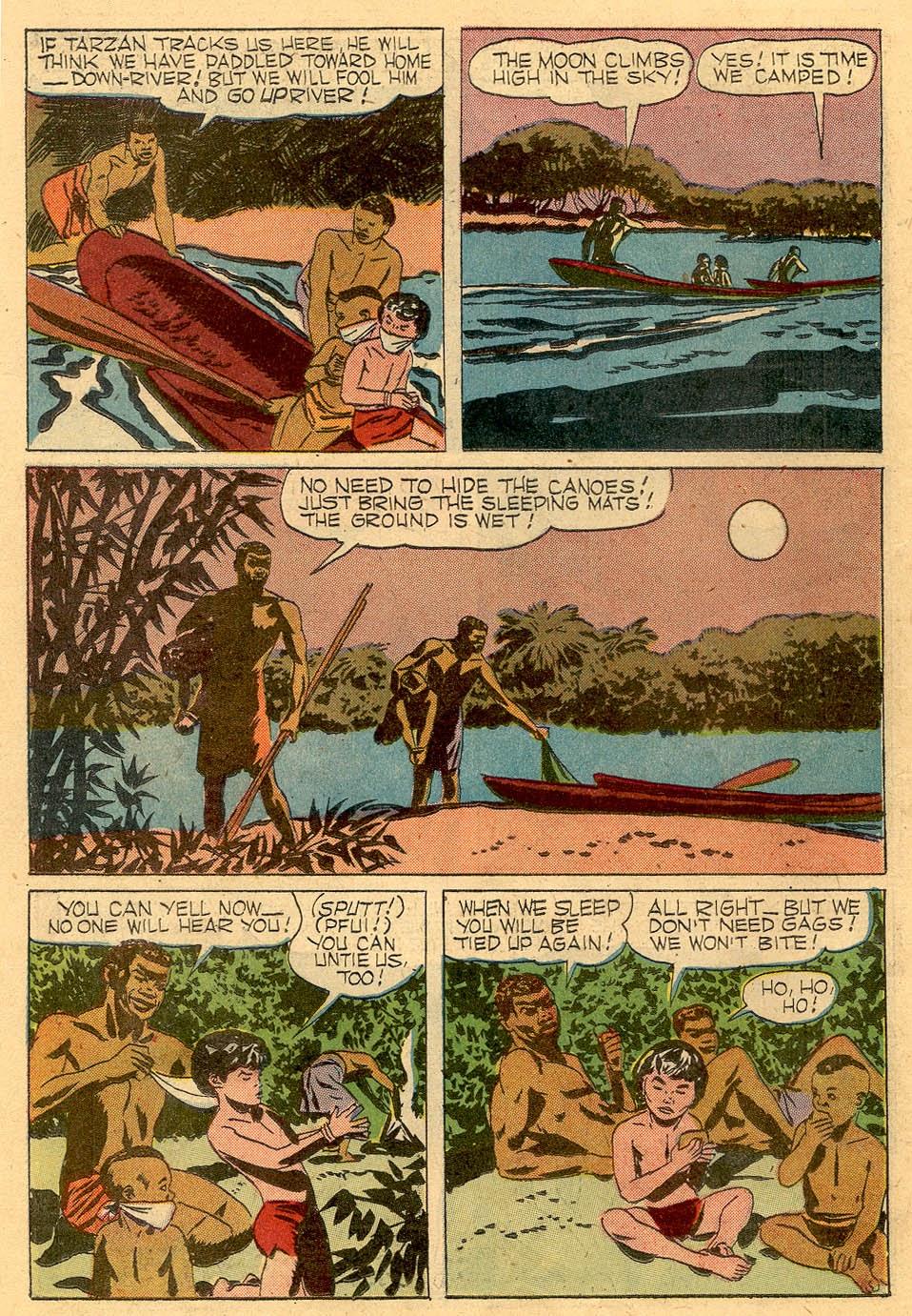 Tarzan (1948) issue 119 - Page 18