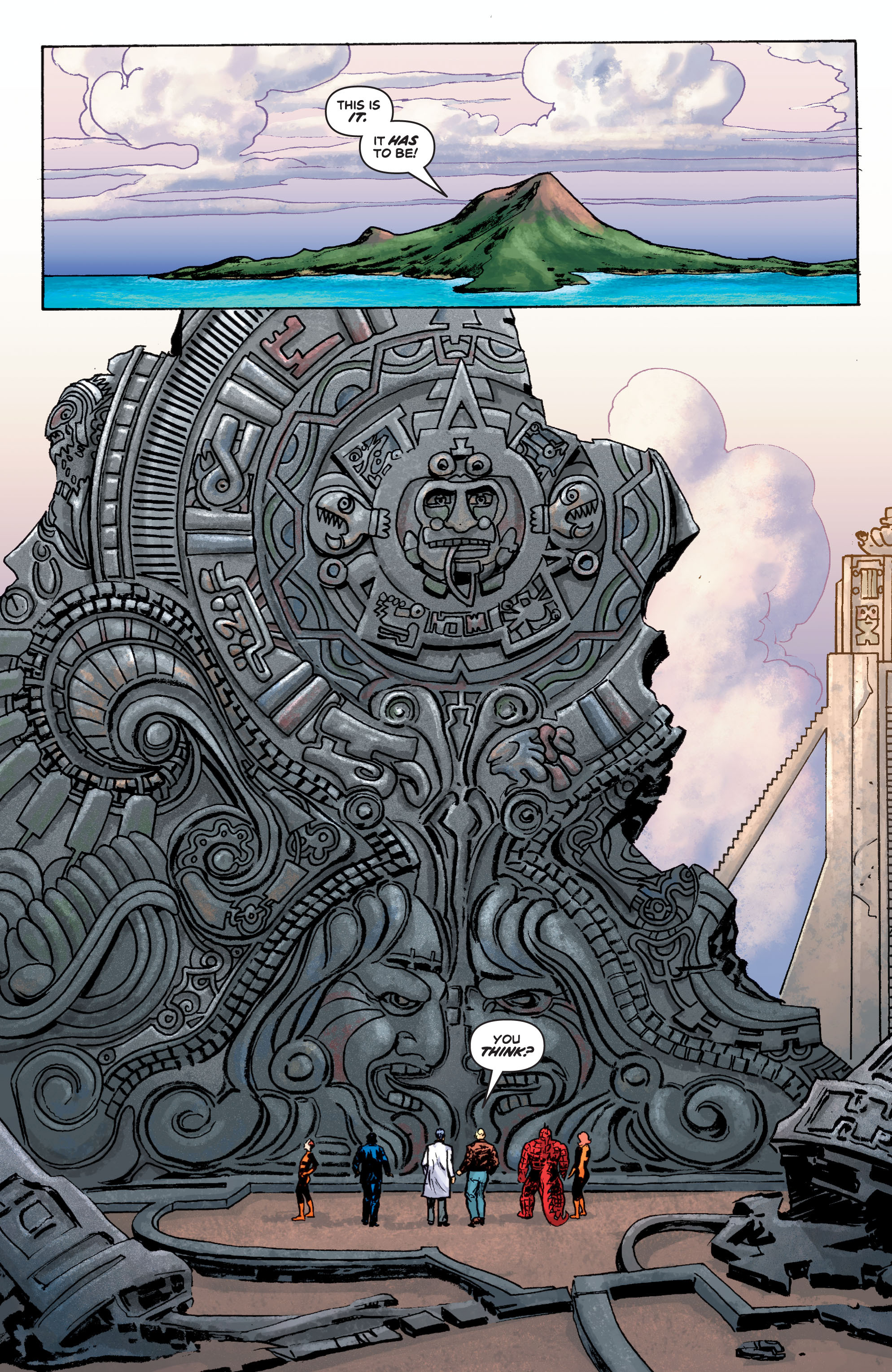Read online Astro City: Dark Age/Book Two comic -  Issue #3 - 20