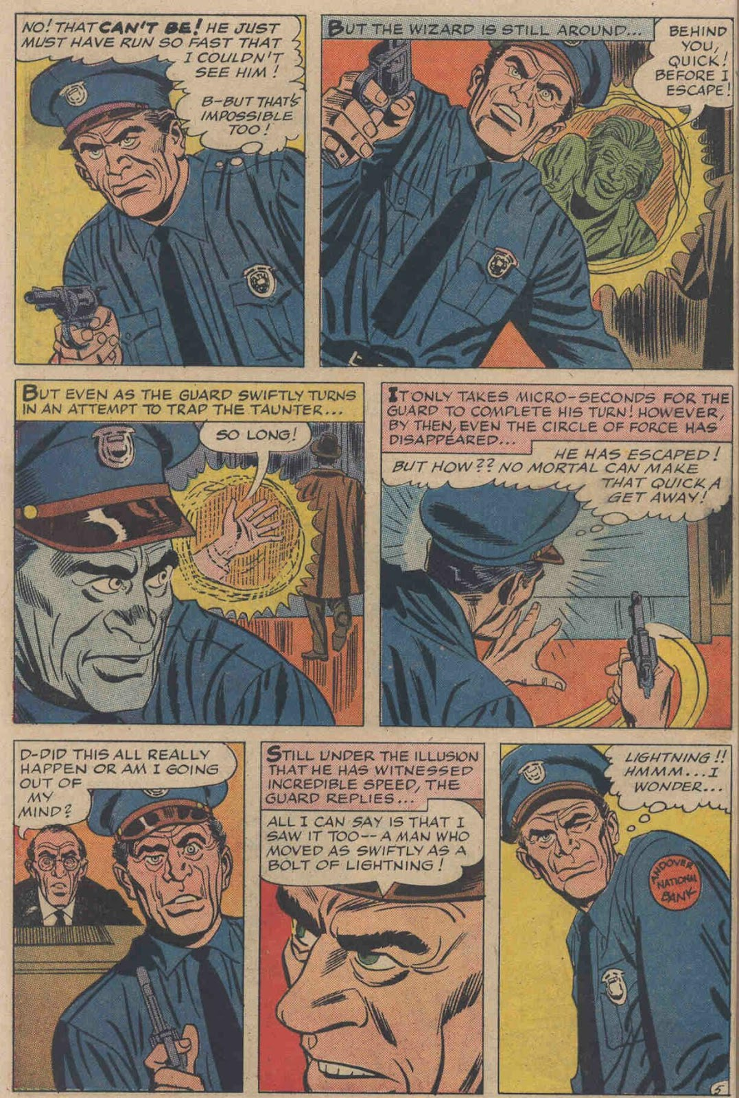 T.H.U.N.D.E.R. Agents (1965) issue 6 - Page 24
