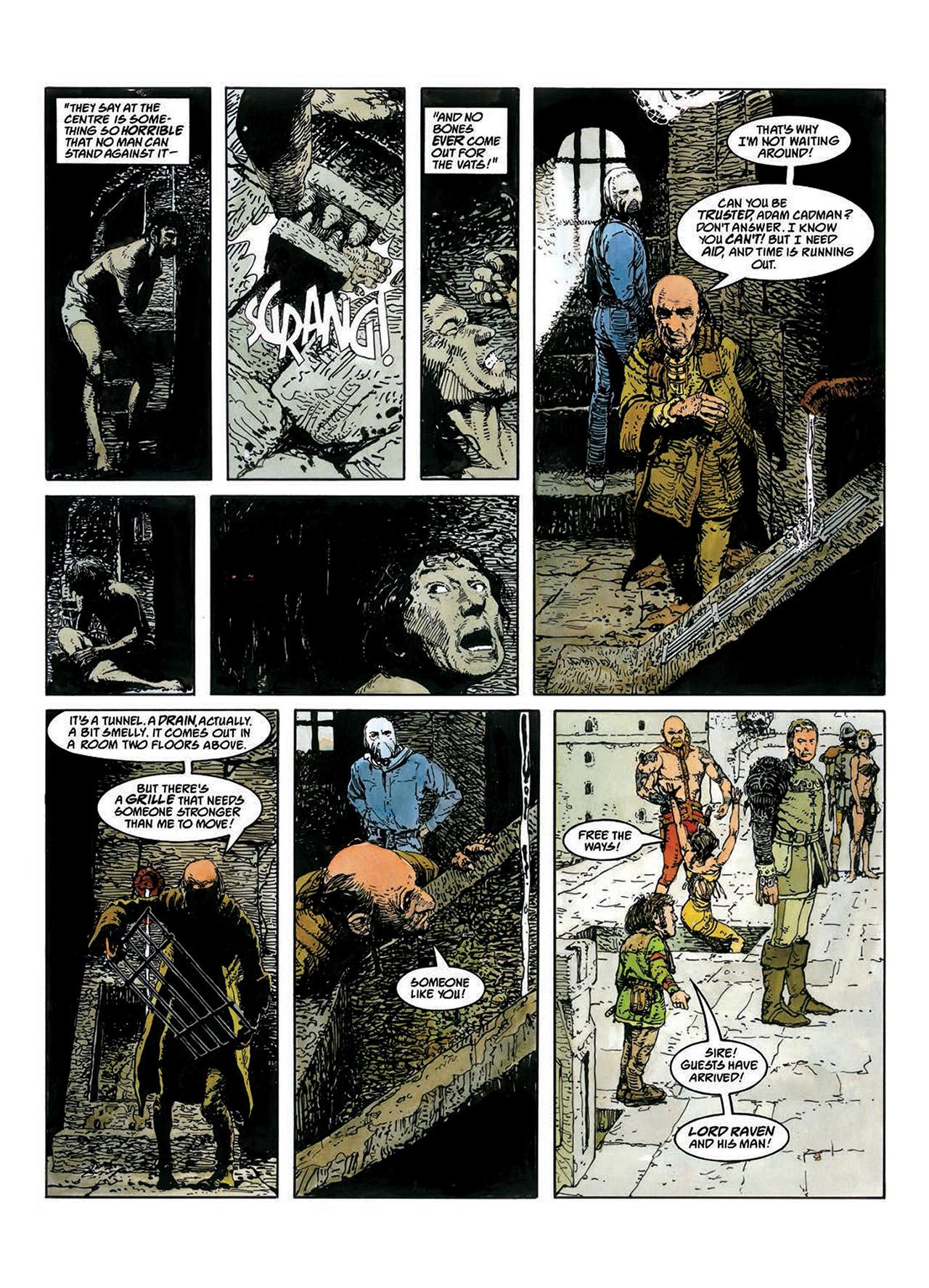 Read online Mazeworld comic -  Issue # TPB - 32