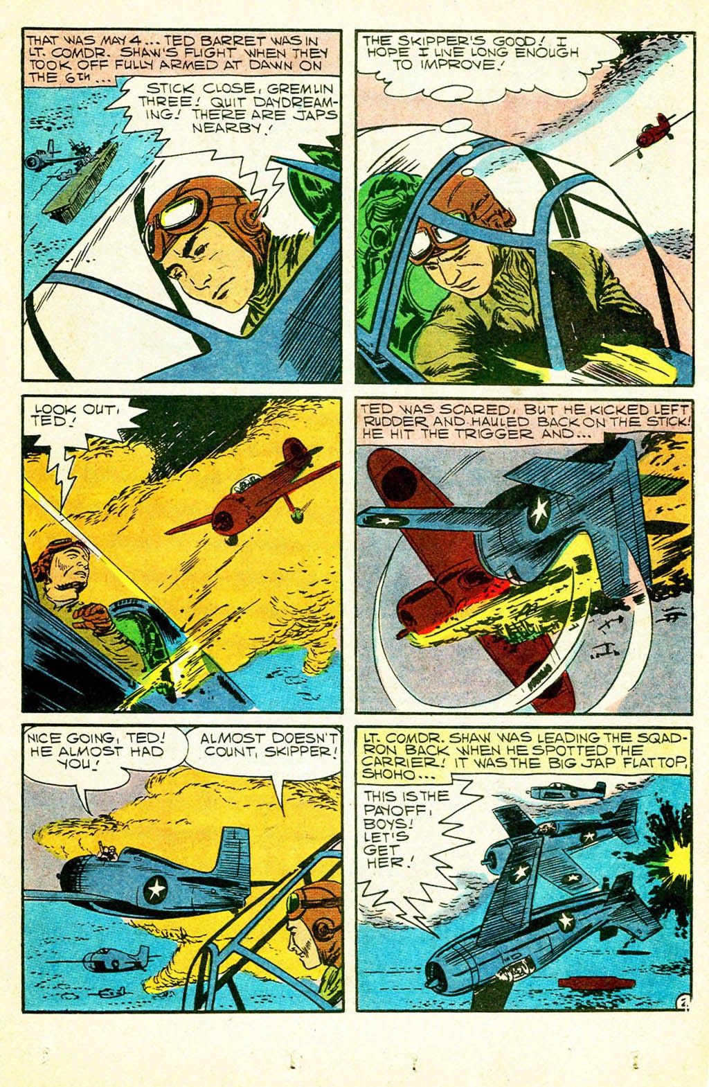 Read online Fightin' Navy comic -  Issue #128 - 17