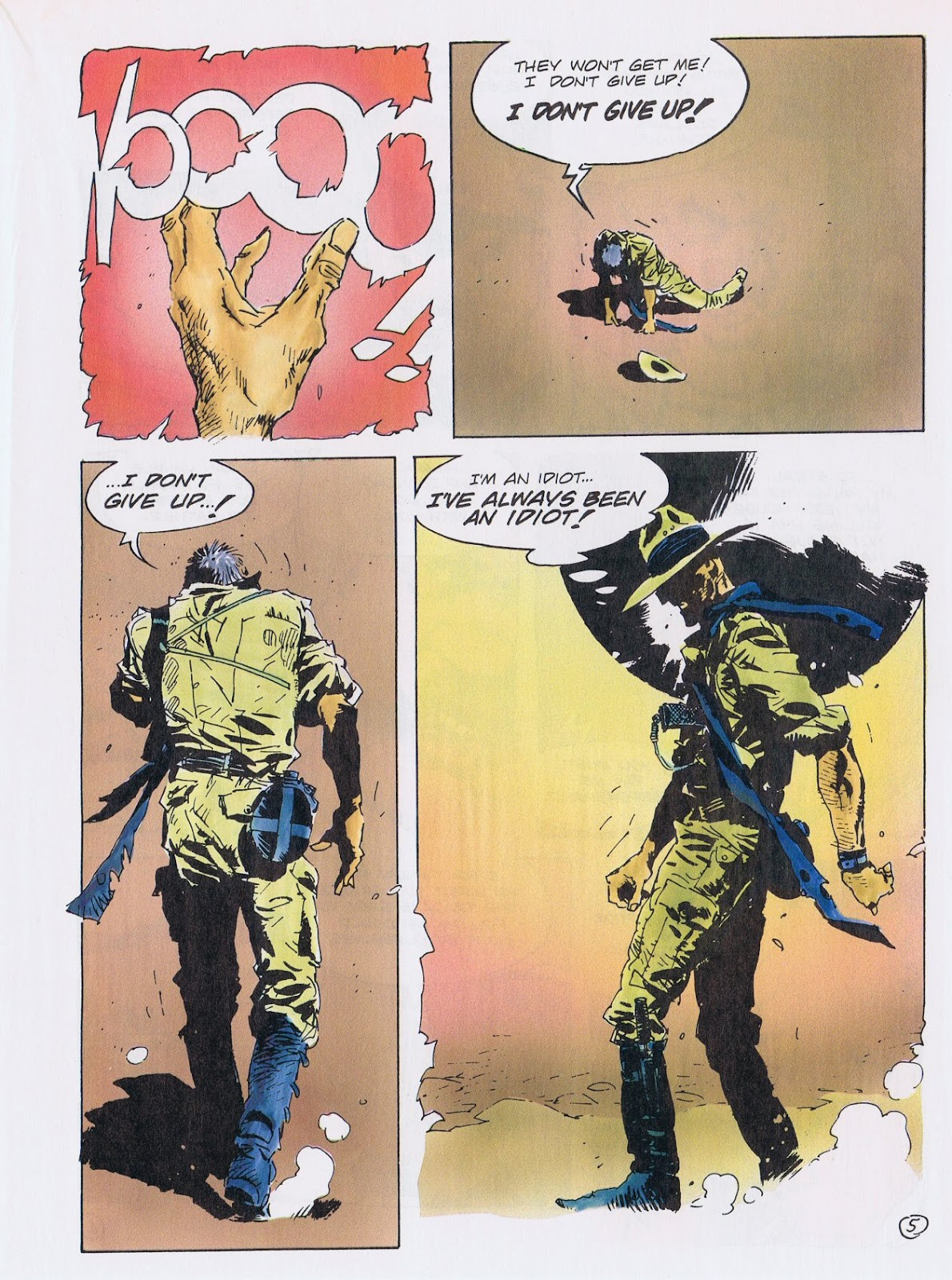 Read online Merchants of Death comic -  Issue #2 - 25