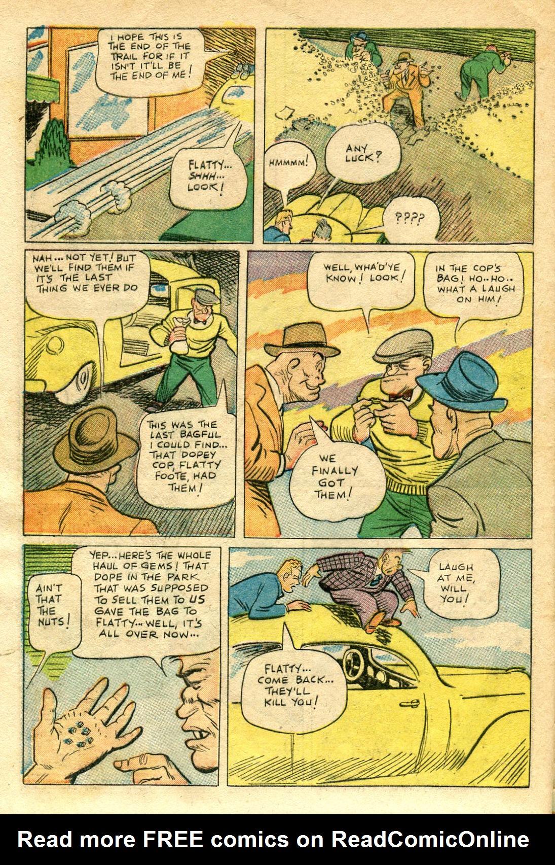 Read online Shadow Comics comic -  Issue #65 - 40