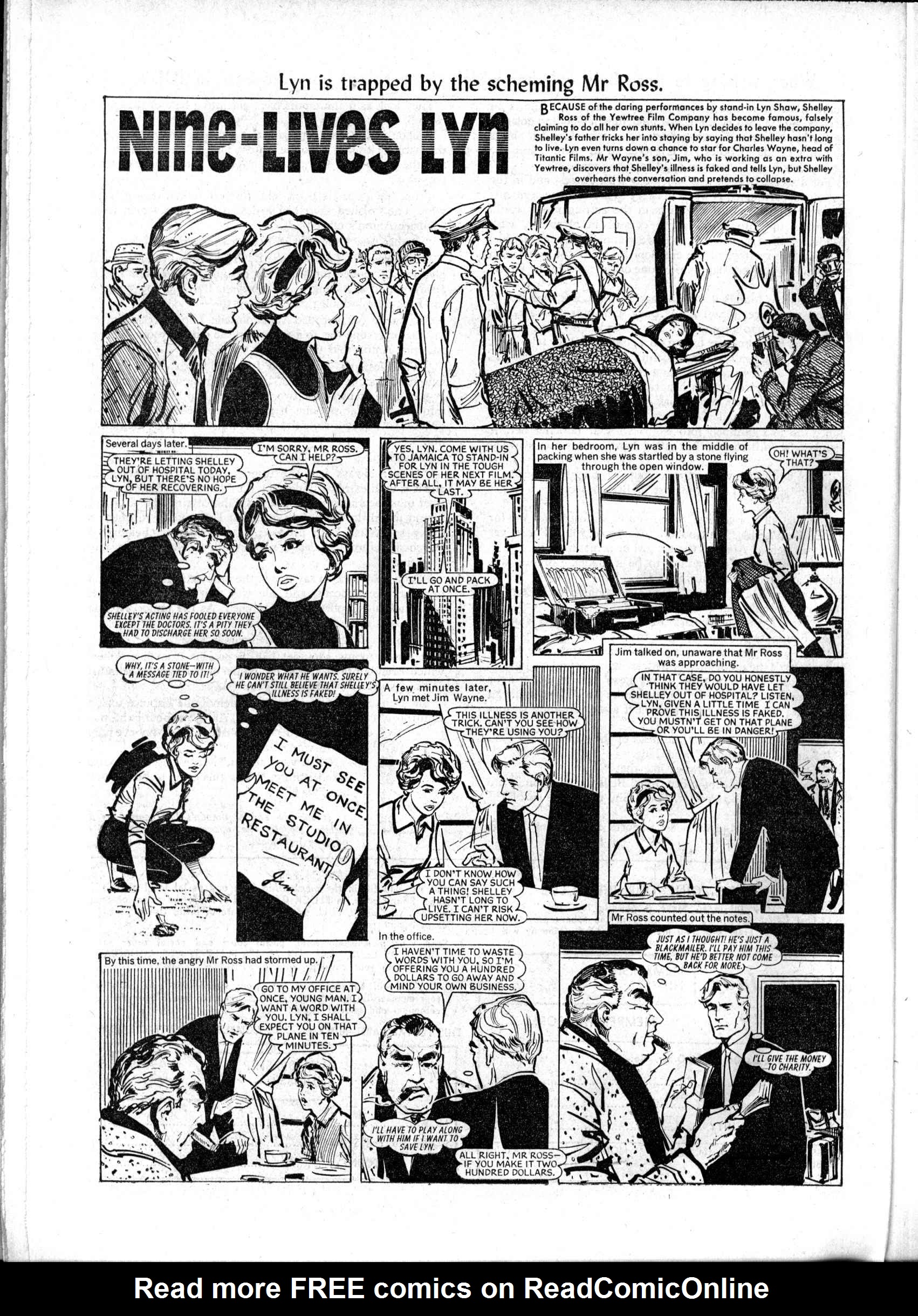 Read online Judy comic -  Issue #189 - 30