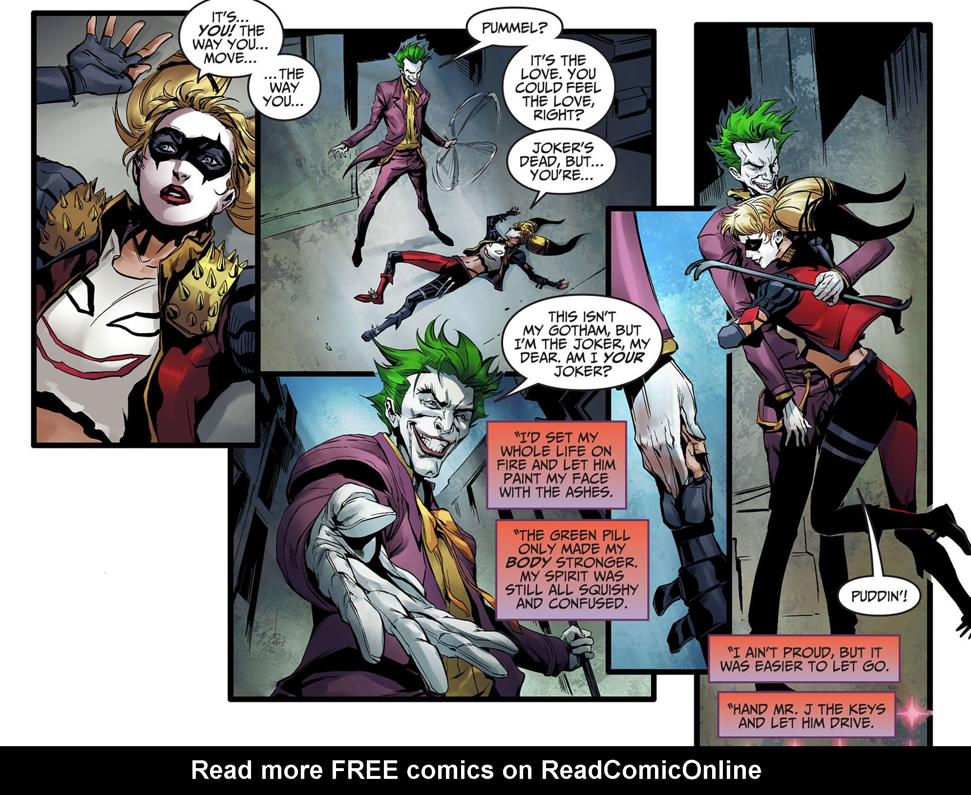 Read online Injustice: Ground Zero comic -  Issue #5 - 14