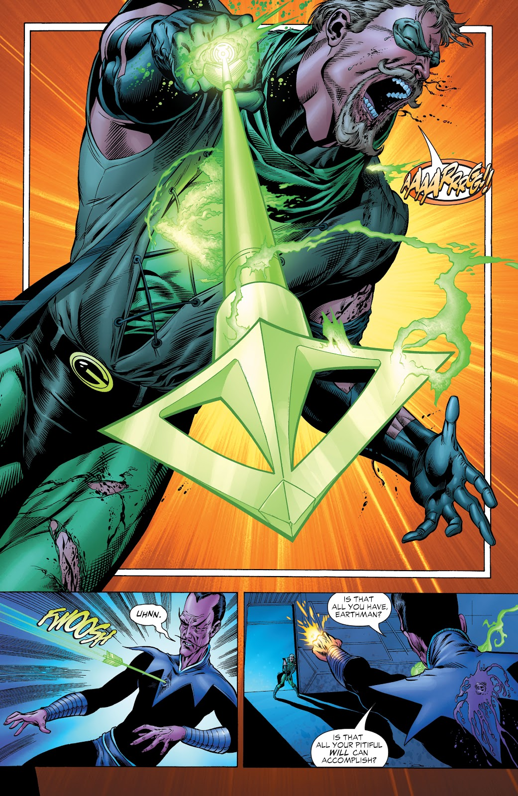 Read online Green Lantern by Geoff Johns comic -  Issue # TPB 1 (Part 2) - 2