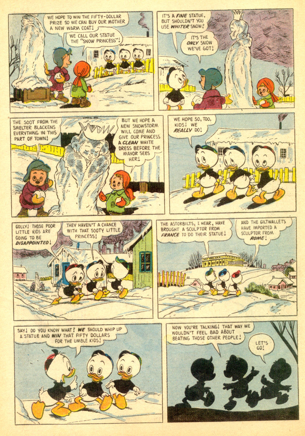 Walt Disney's Comics and Stories issue 196 - Page 4